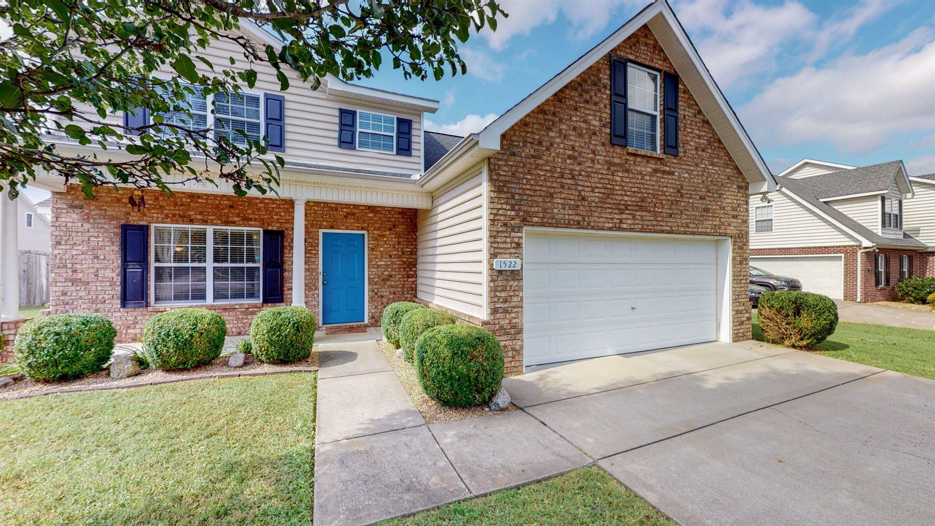 1522 Teresa Ln, Murfreesboro, TN 37128 - MLS#: 2300445