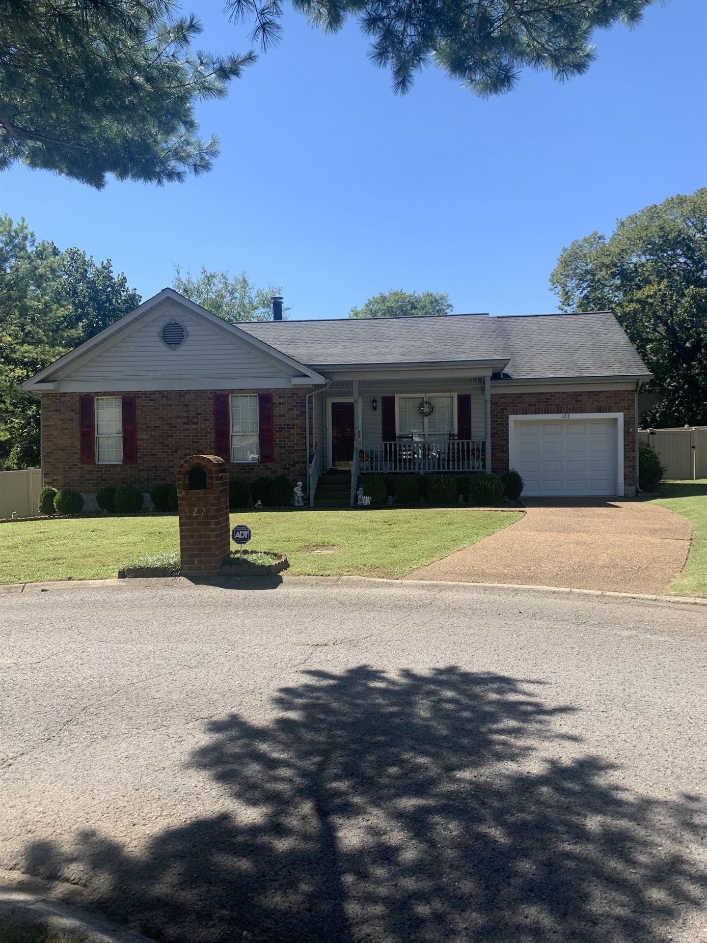 122 Buckingham Ct, Goodlettsville, TN 37072 - MLS#: 2295447