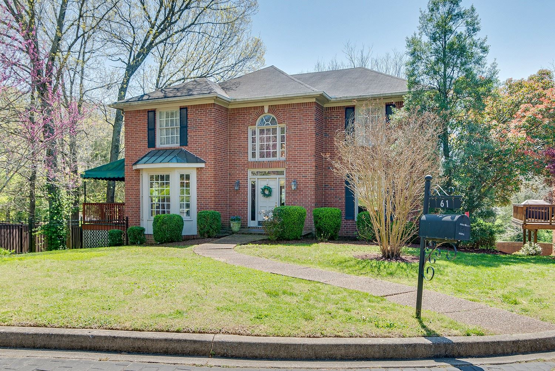 Photo of 61 Ravenwood Hills Cir, Nashville, TN 37215 (MLS # 2246451)