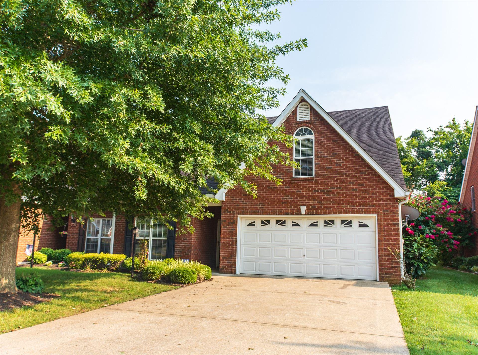 2733 Waywood Dr, Murfreesboro, TN 37128 - MLS#: 2274451