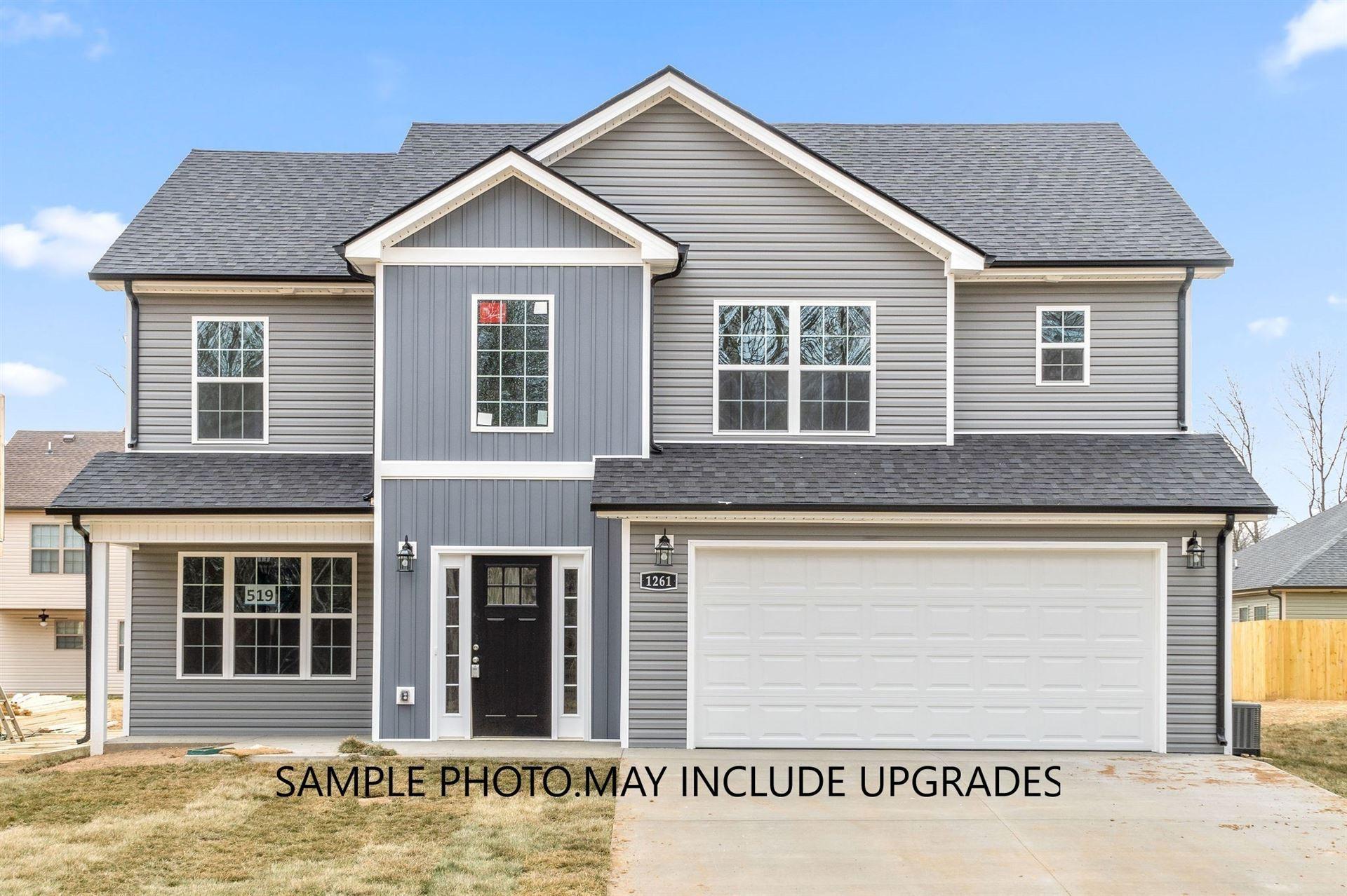 147 Dunbar Place, Clarksville, TN 37043 - MLS#: 2275451