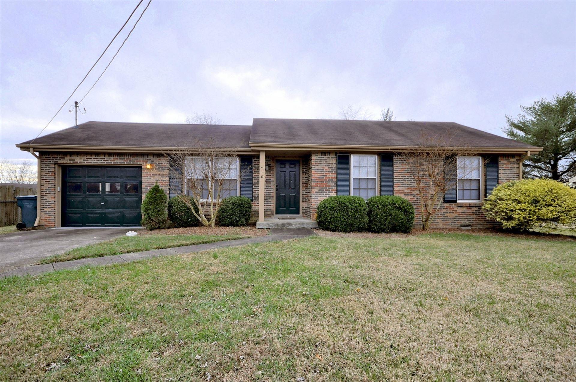 410 Beasley Dr, Clarksville, TN 37042 - MLS#: 2211454