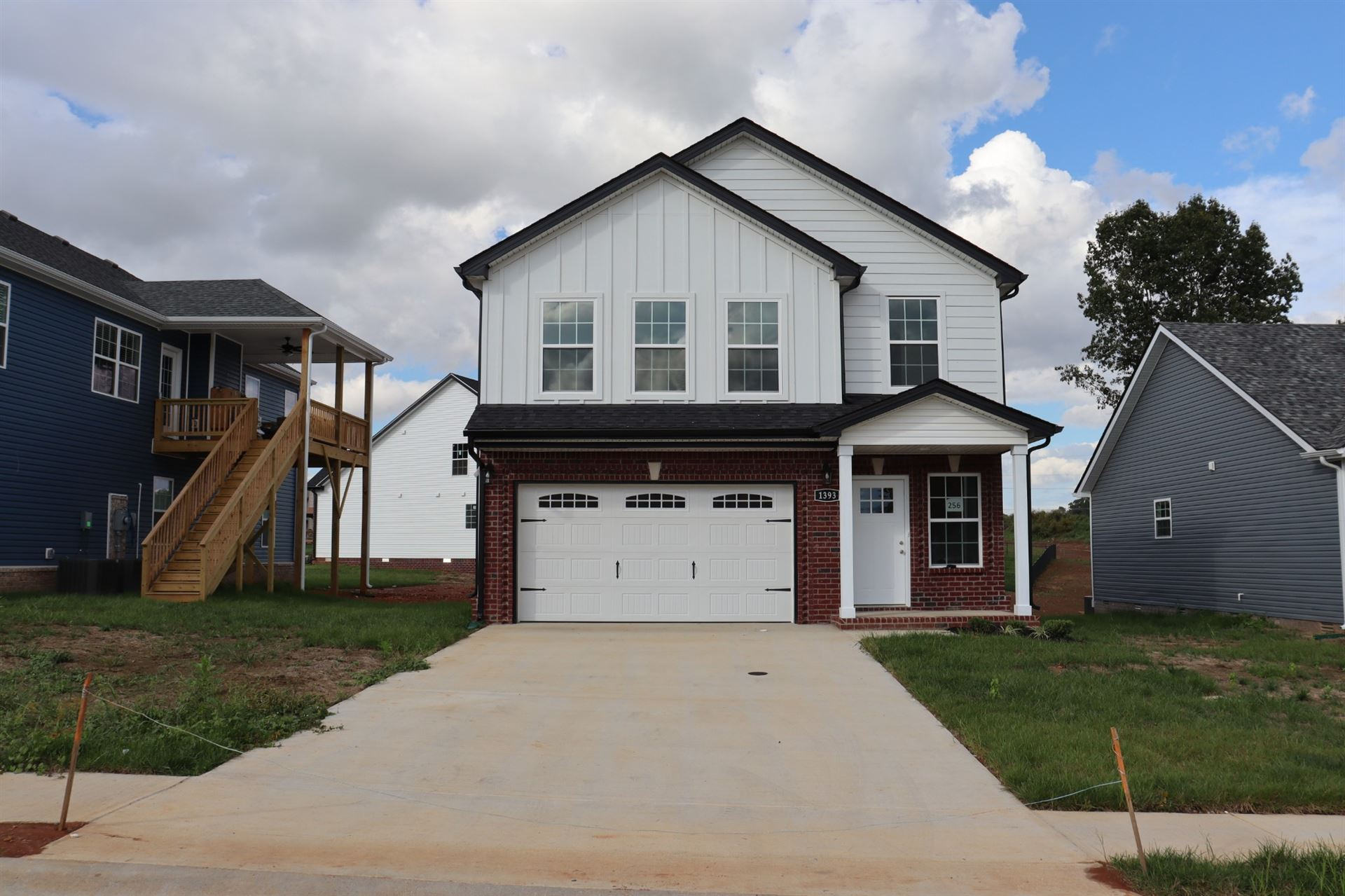 256 Charleston Oaks, Clarksville, TN 37042 - MLS#: 2258454