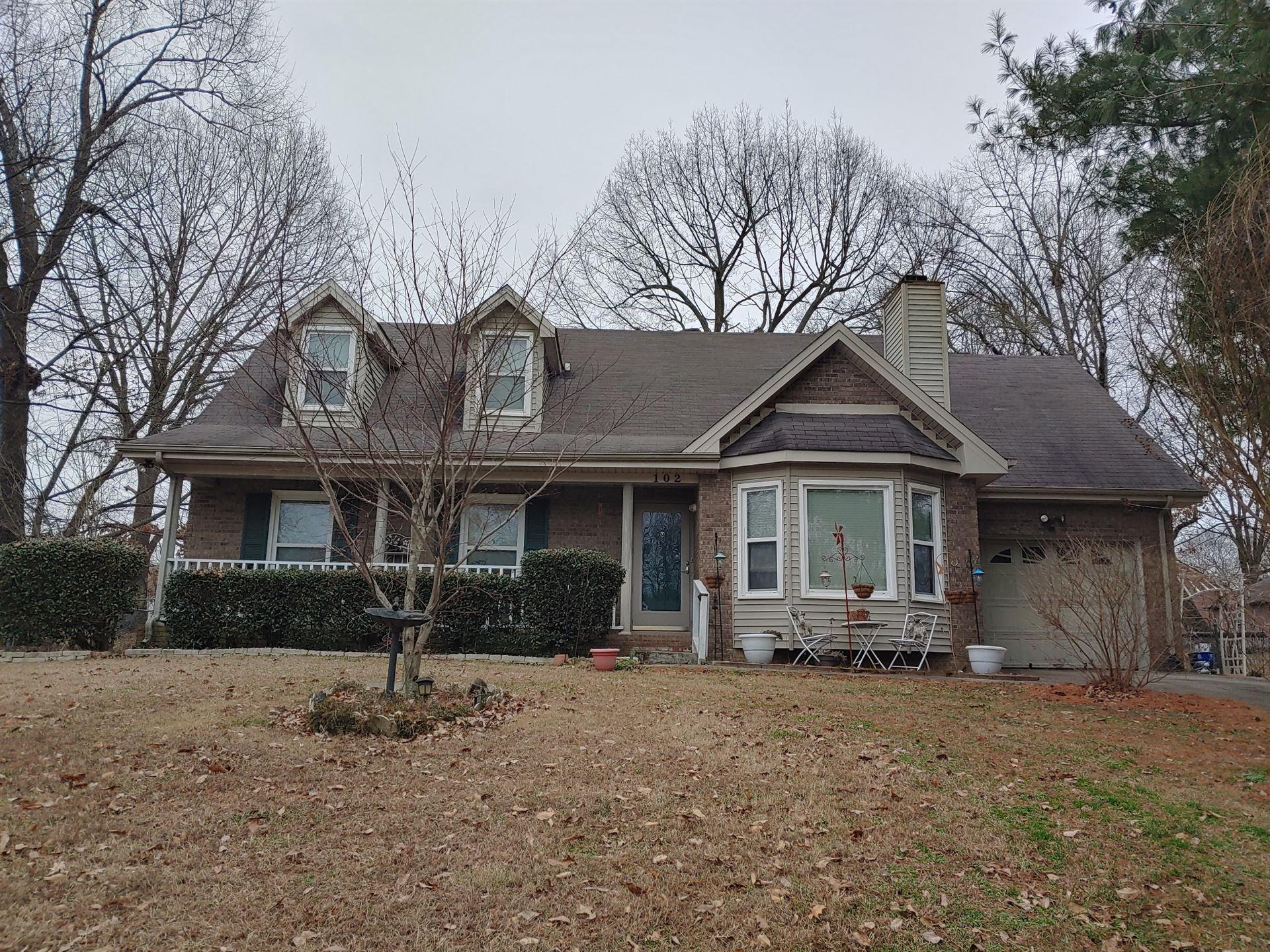 102 Deepwood Ct, Clarksville, TN 37042 - MLS#: 2219456