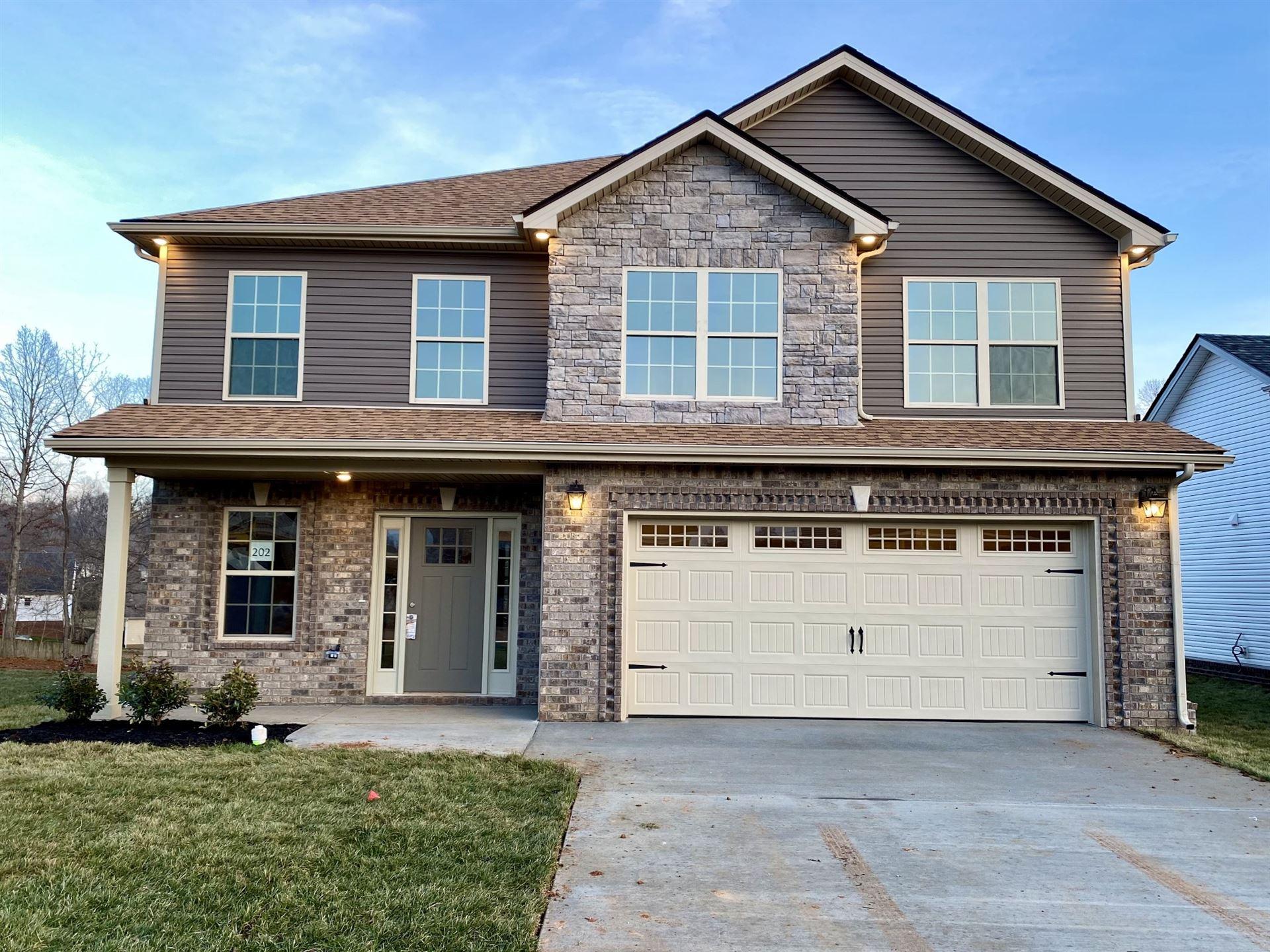 202 Cedar Springs, Clarksville, TN 37042 - MLS#: 2294457