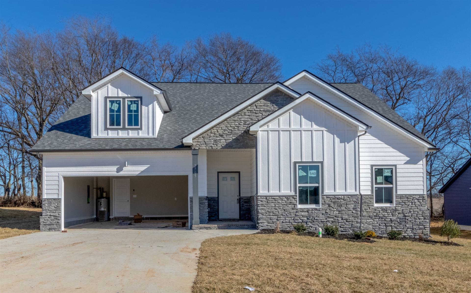 540 Farmington, Clarksville, TN 37043 - MLS#: 2303459