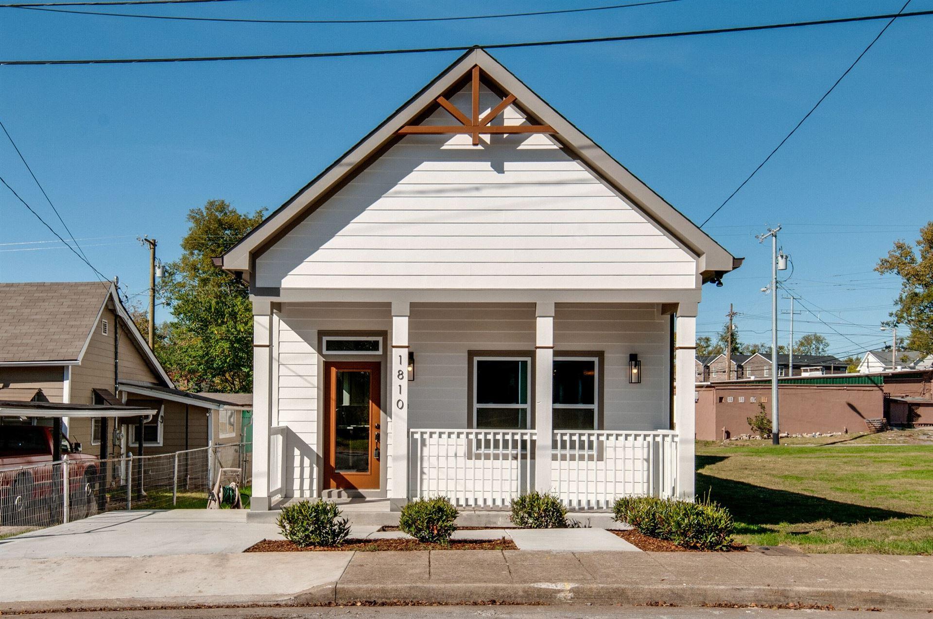 1810 Knowles St, Nashville, TN 37208 - MLS#: 2186460