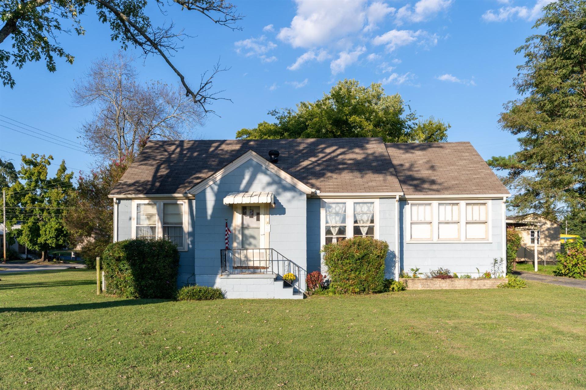 414 CAMPBELL AVENUE, Tullahoma, TN 37388 - MLS#: 2290463