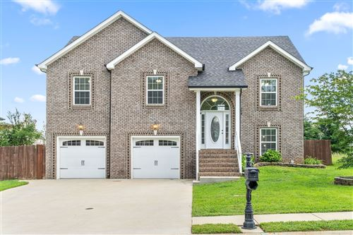 Photo of 1904 Jackie Lorraine Dr, Clarksville, TN 37042 (MLS # 2176464)