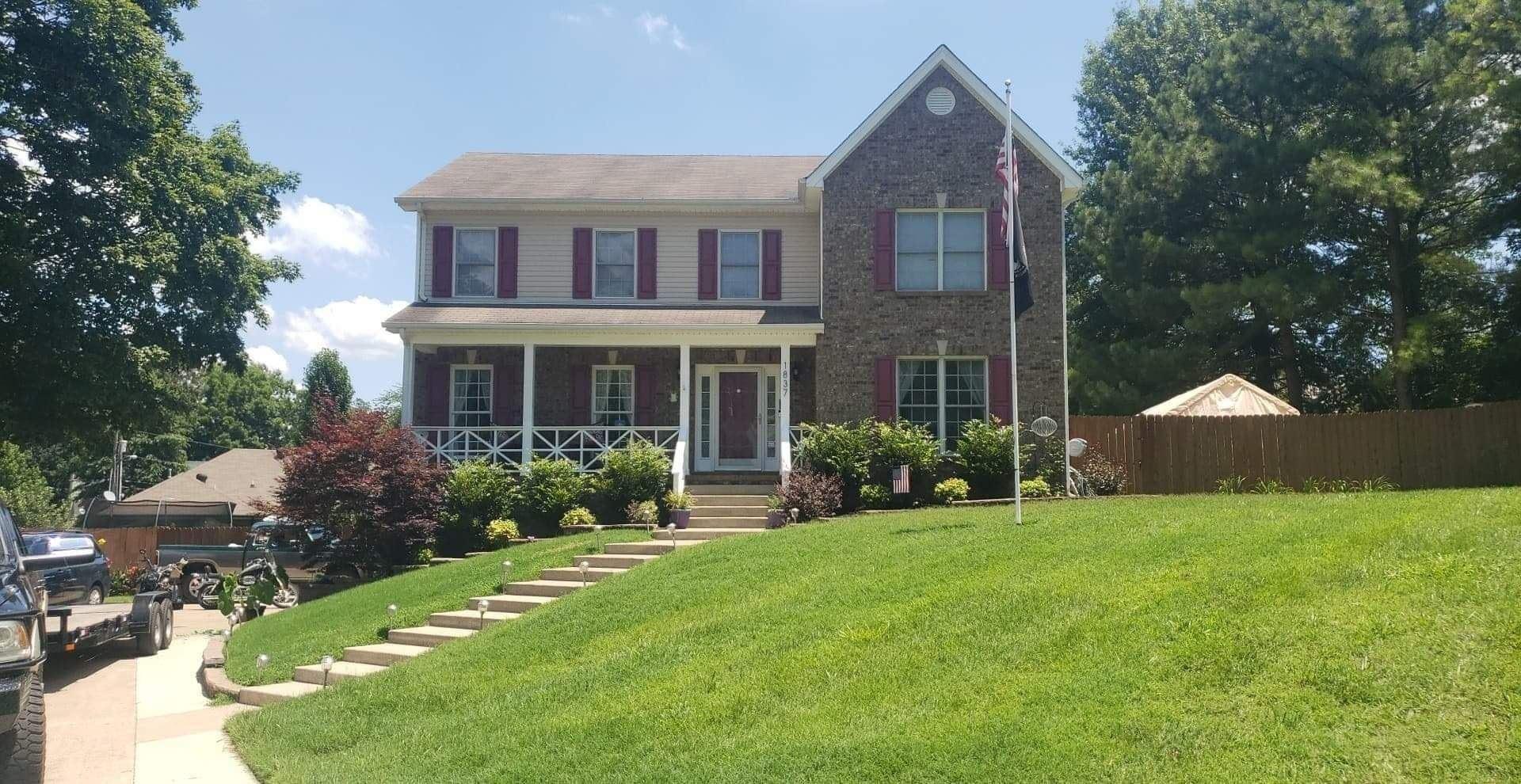 1837 Springs Inn Rd, Clarksville, TN 37043 - MLS#: 2254466