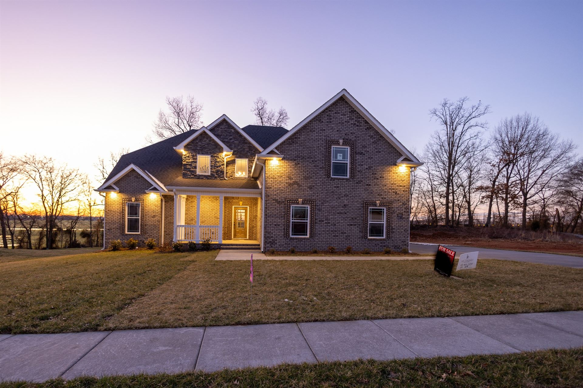 119 Hartley Hills, Clarksville, TN 37043 - MLS#: 2275466