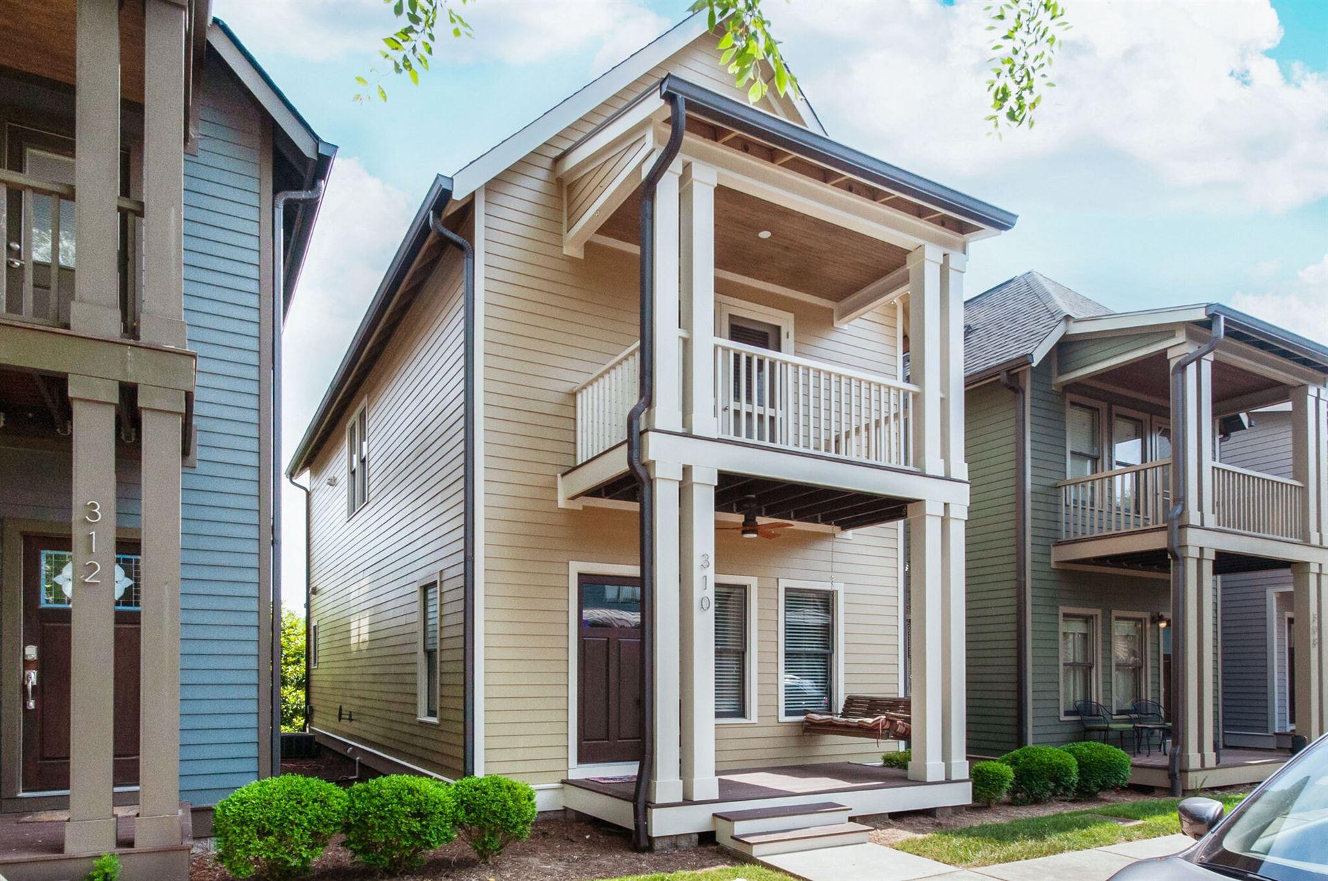 310 Sylvan Park Ln, Nashville, TN 37209 - MLS#: 2263467