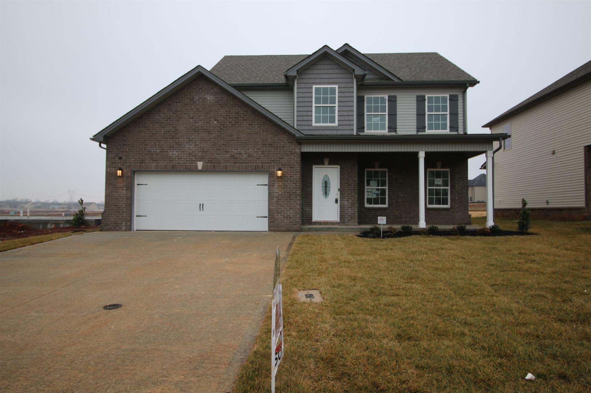 414 Summerfield, Clarksville, TN 37040 - MLS#: 2200468