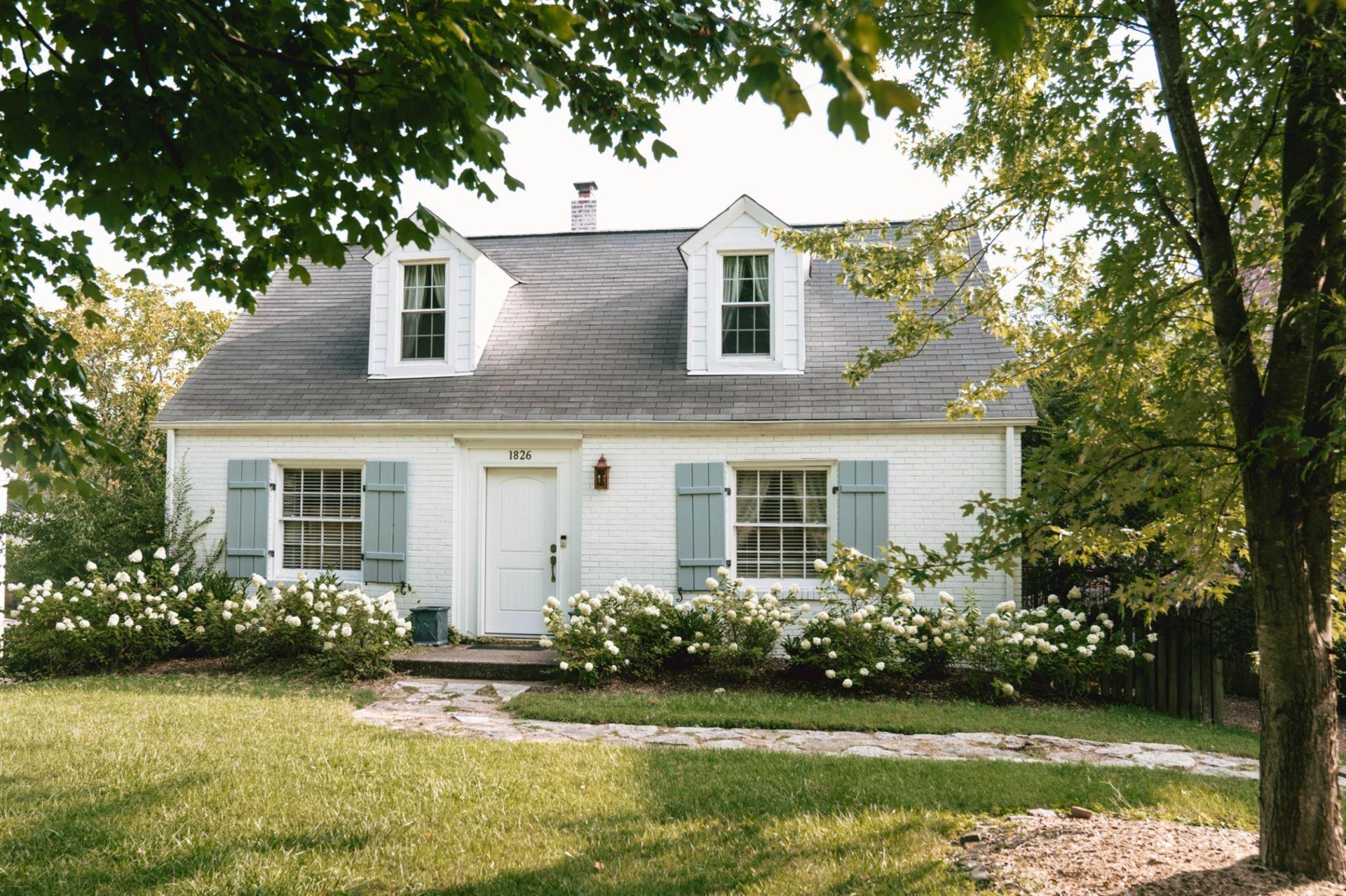 1826 Wildwood Ave, Nashville, TN 37212 - MLS#: 2275468