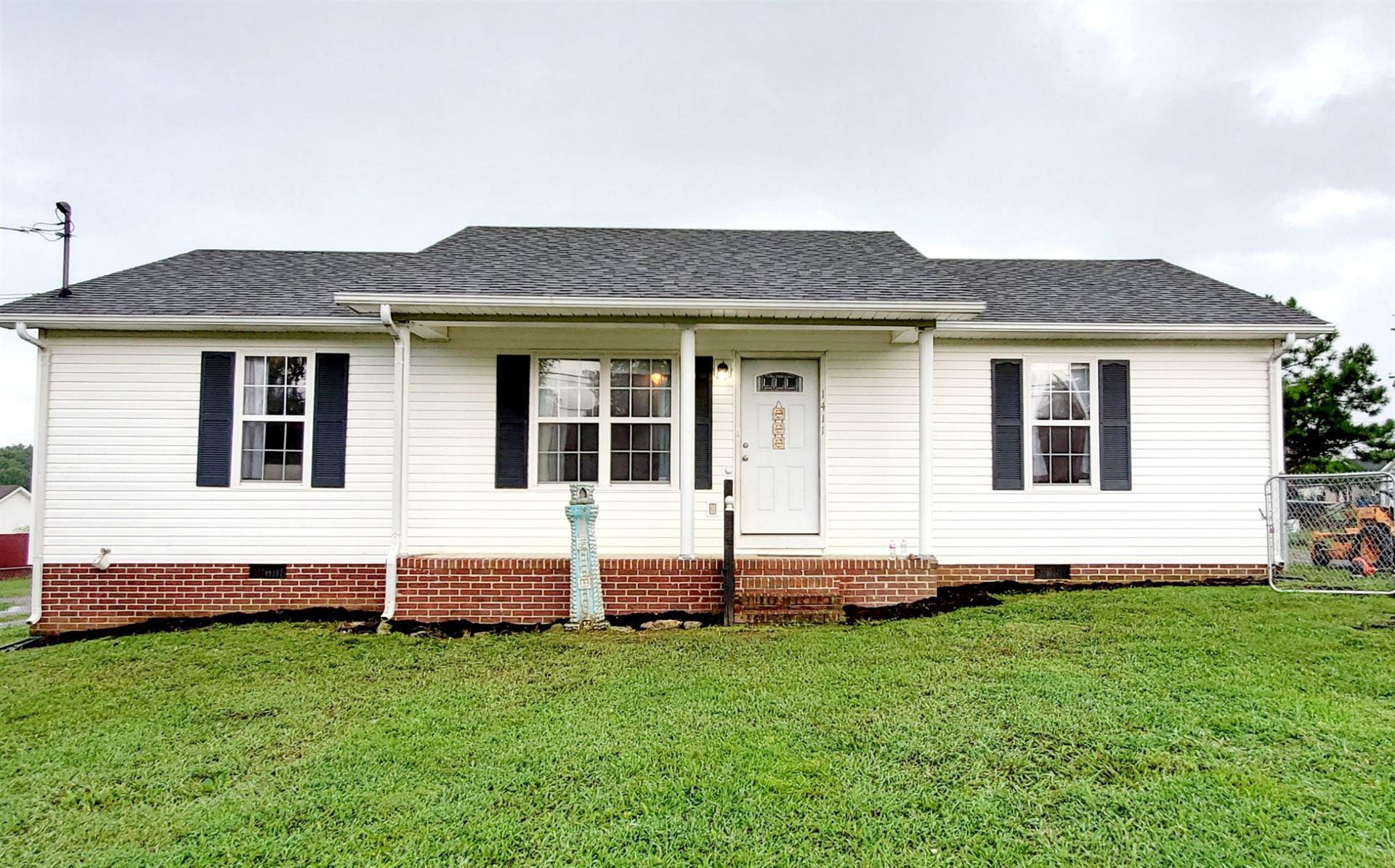 1411 W Lane St, Shelbyville, TN 37160 - MLS#: 2283468
