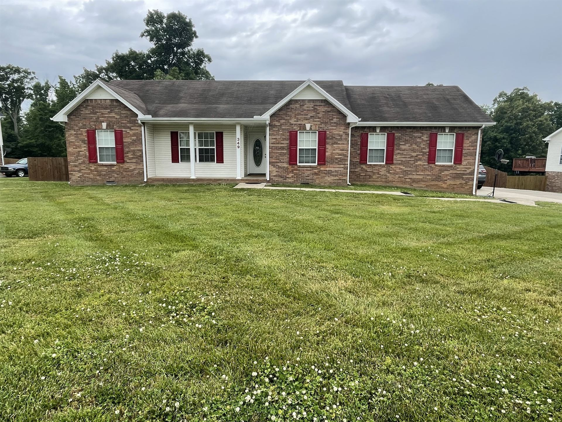 Photo of 349 Janet Dr, Pleasant View, TN 37146 (MLS # 2264475)