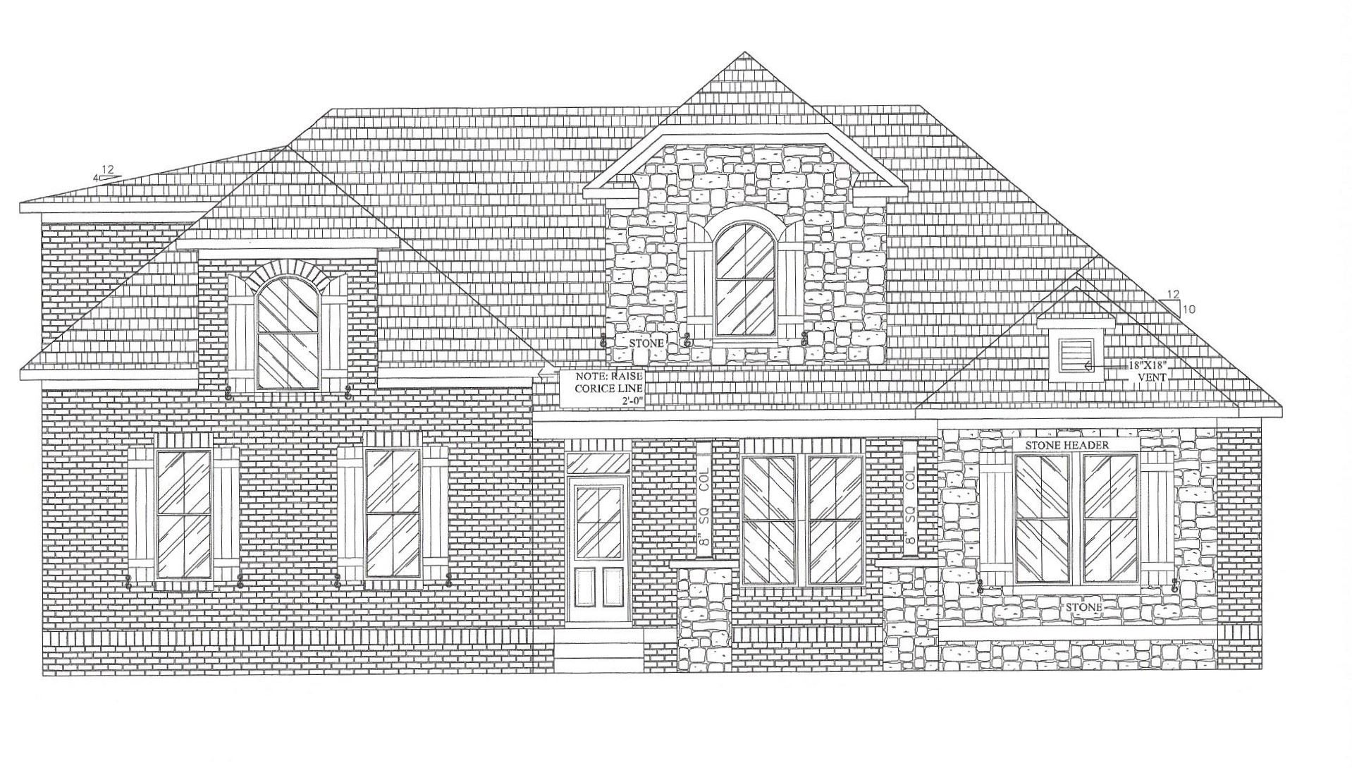4002 Blackbird Court Lot 80, Spring Hill, TN 37174 - MLS#: 2209476