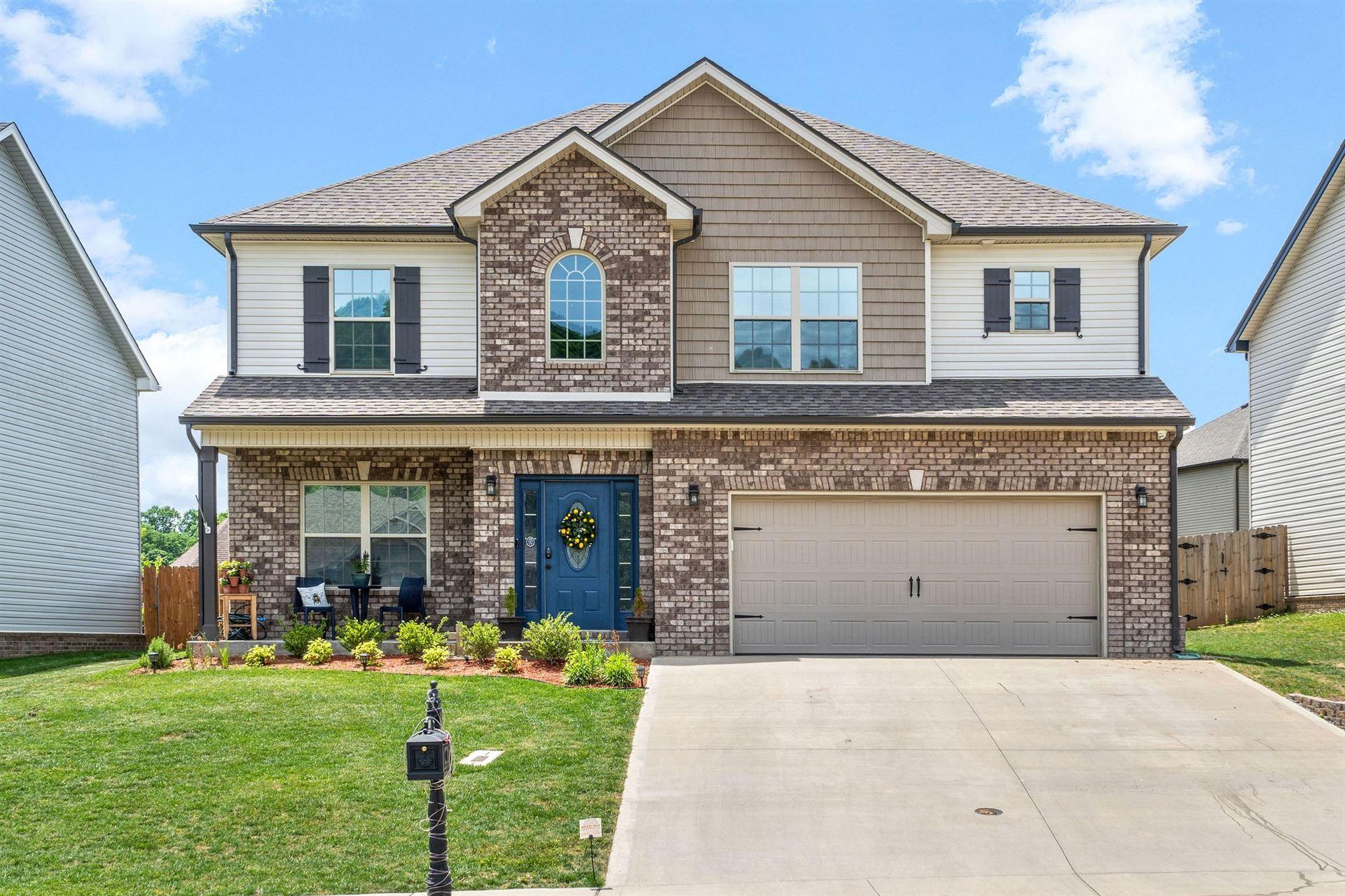 1554 Raven Rd, Clarksville, TN 37042 - MLS#: 2260478