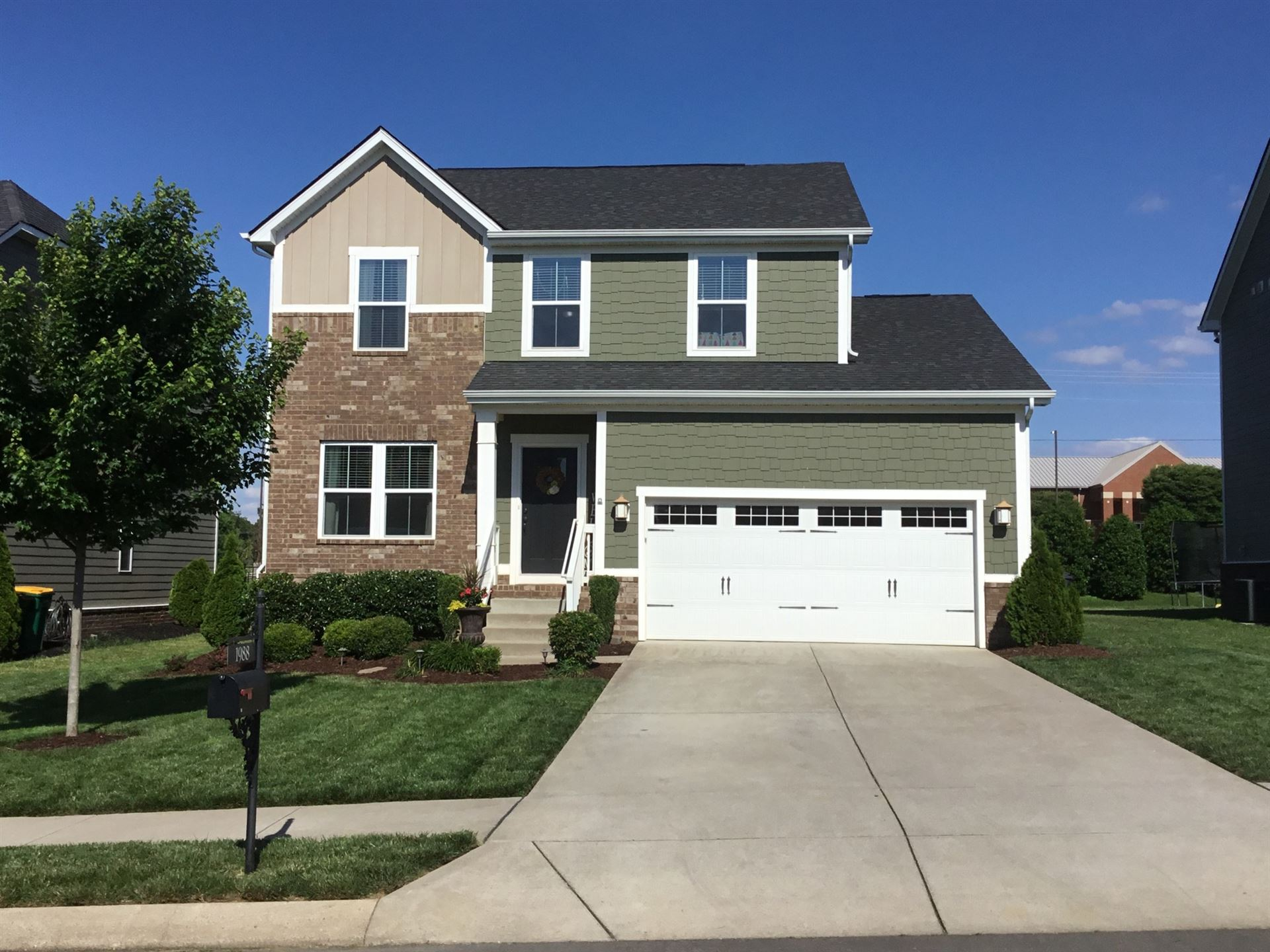 Photo of 1988 Allerton Way, Spring Hill, TN 37174 (MLS # 2155480)