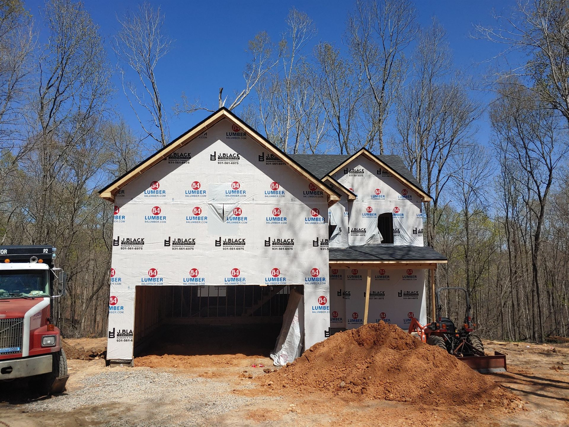 4525 Chester Harris Rd, Woodlawn, TN 37191 - MLS#: 2241481