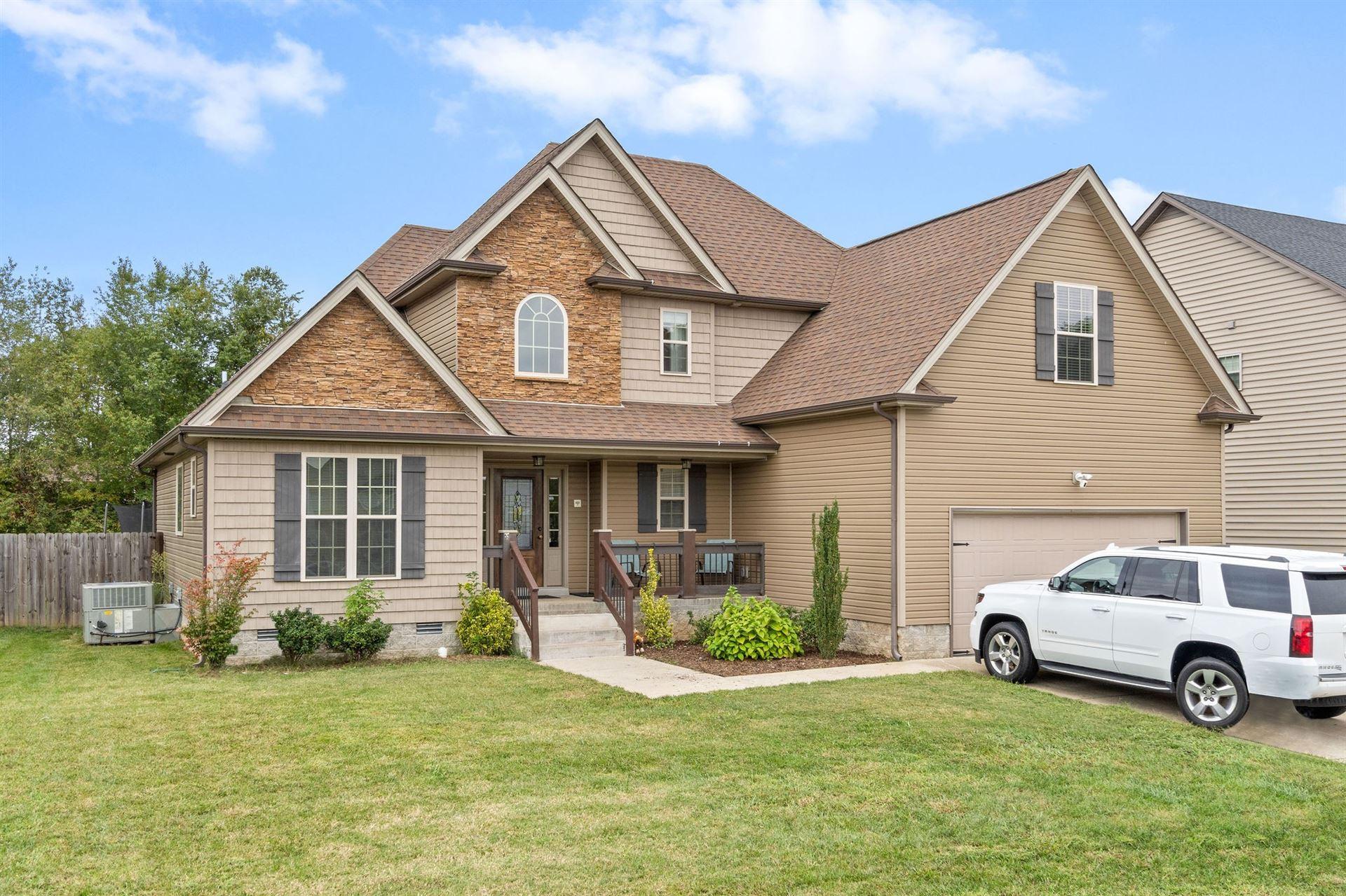 1516 Eads Ct, Clarksville, TN 37043 - MLS#: 2192482