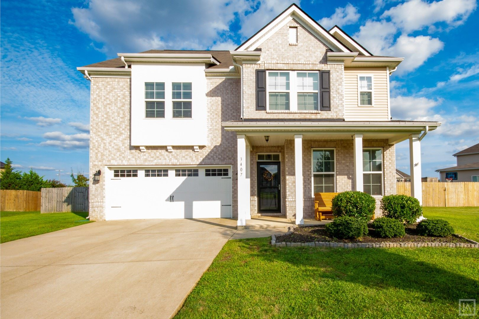 3407 Wilhoit Ct, Murfreesboro, TN 37128 - MLS#: 2292483