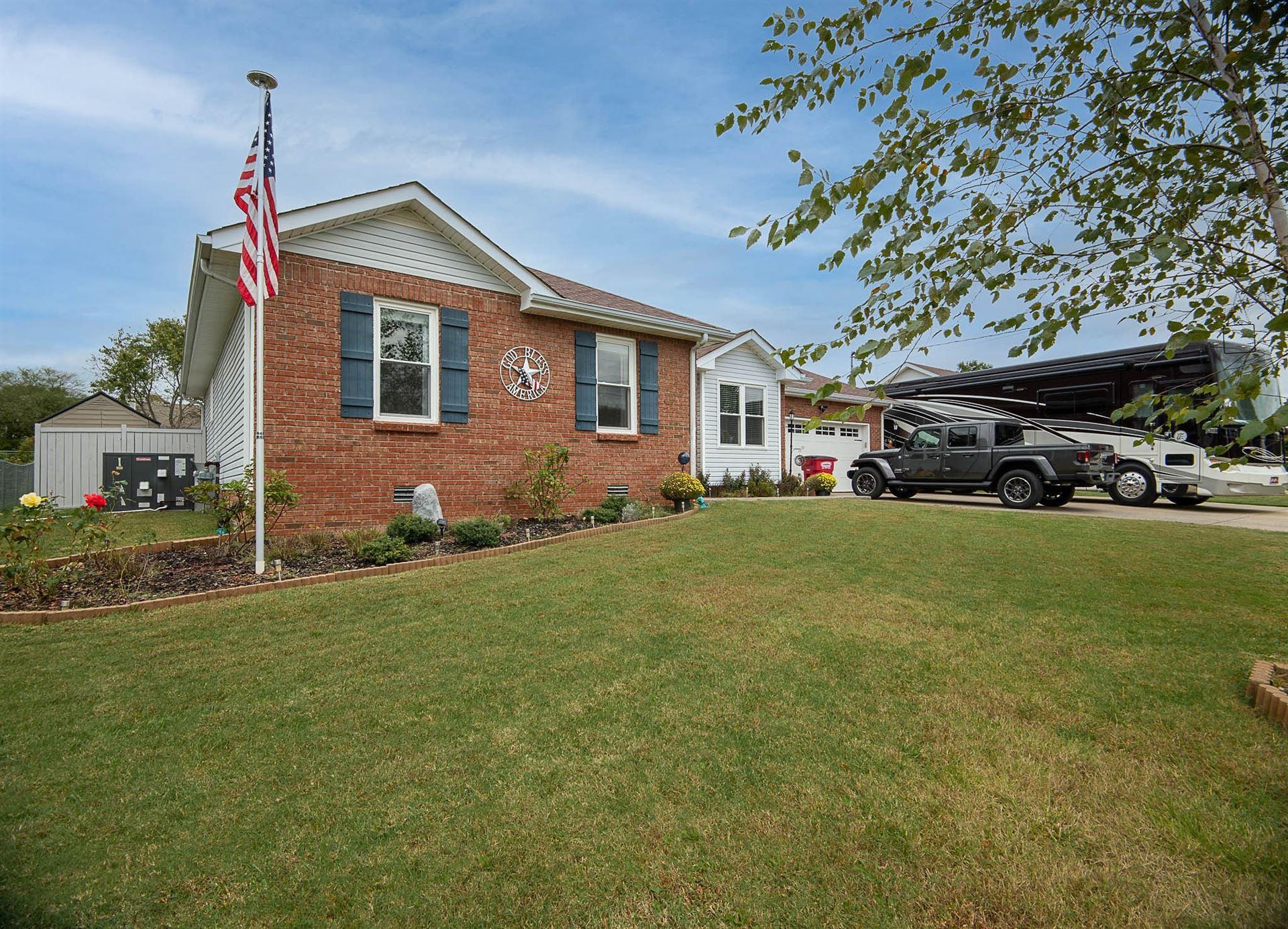 309 Atlantic Blvd, Clarksville, TN 37040 - MLS#: 2302483