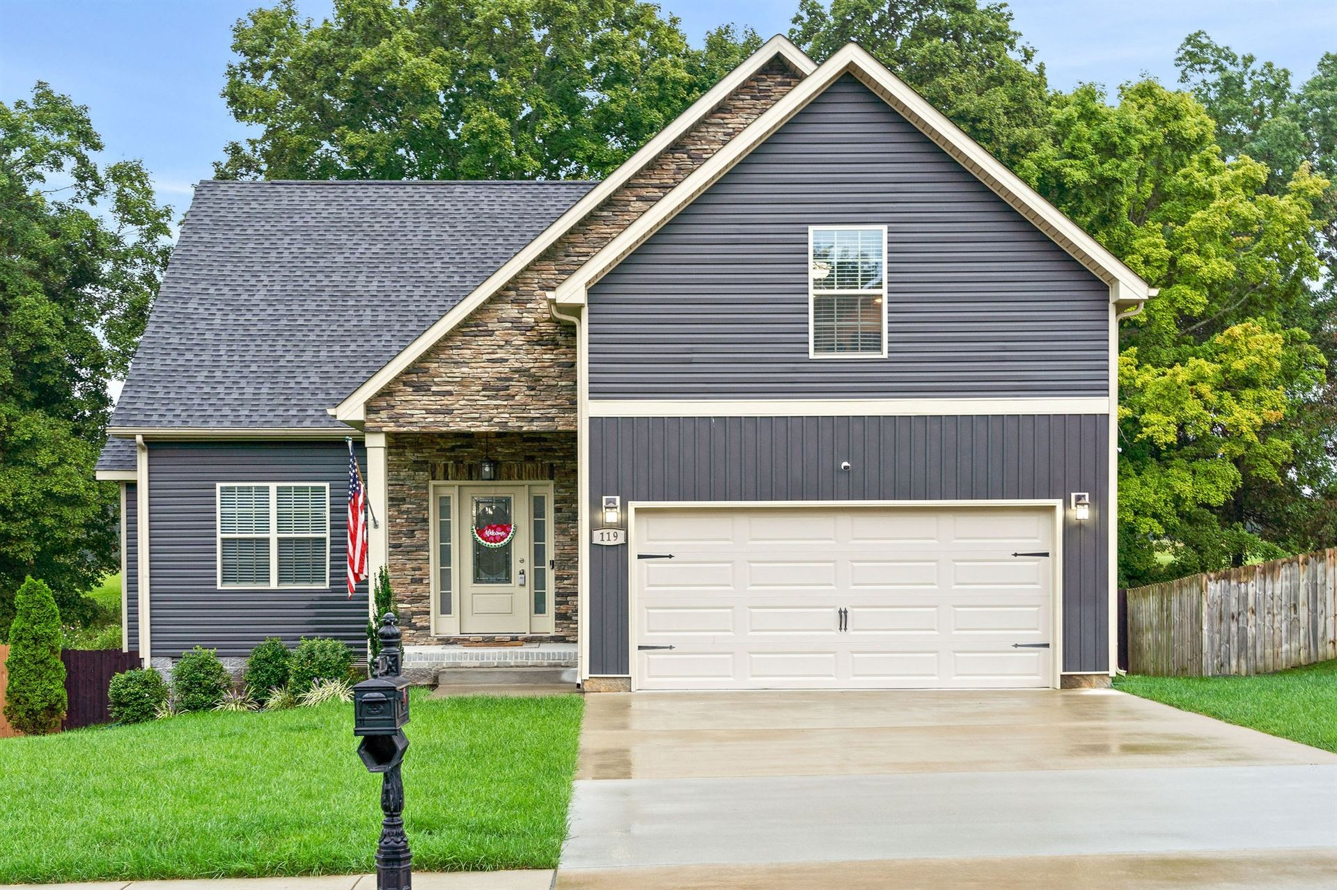 119 Sycamore Hill Dr, Clarksville, TN 37042 - MLS#: 2291486
