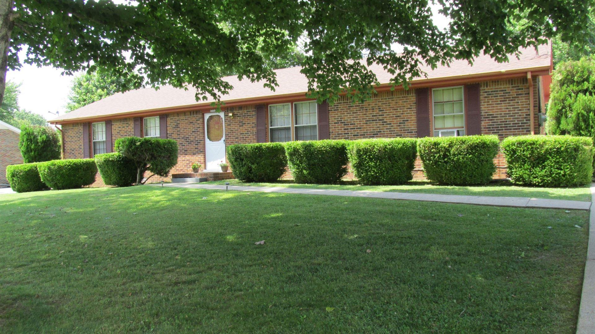 509 Cheatham Dr SE, Clarksville, TN 37042 - MLS#: 2263490