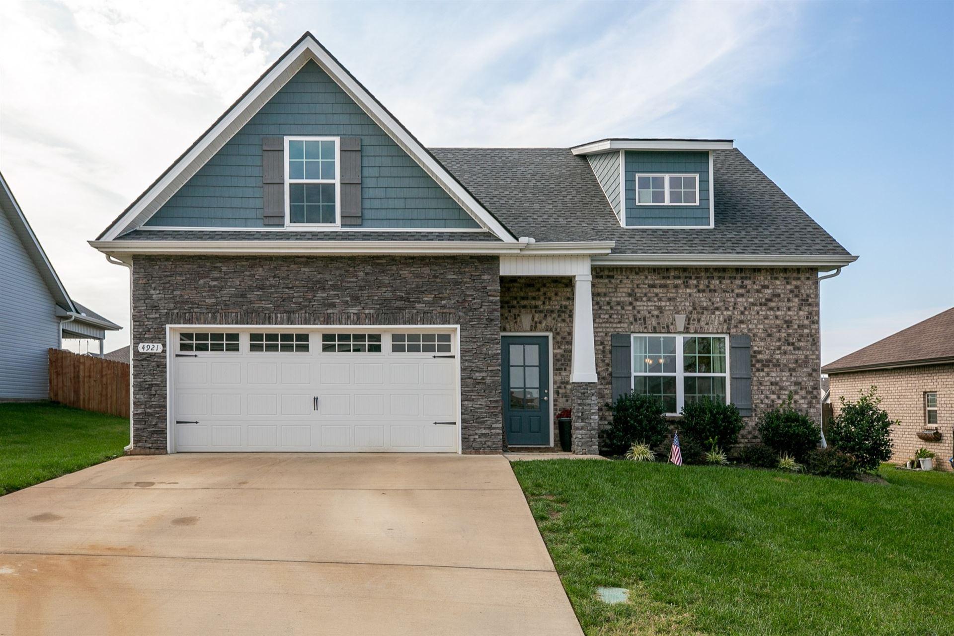 4921 Beryl Drive, Murfreesboro, TN 37128 - MLS#: 2300491