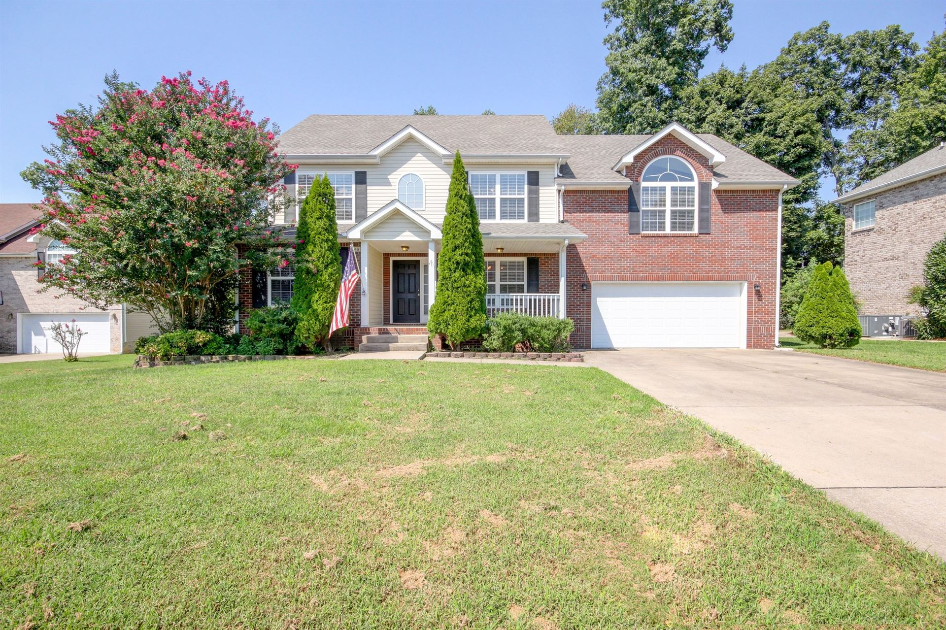 2489 Hattington Dr, Clarksville, TN 37042 - MLS#: 2188492