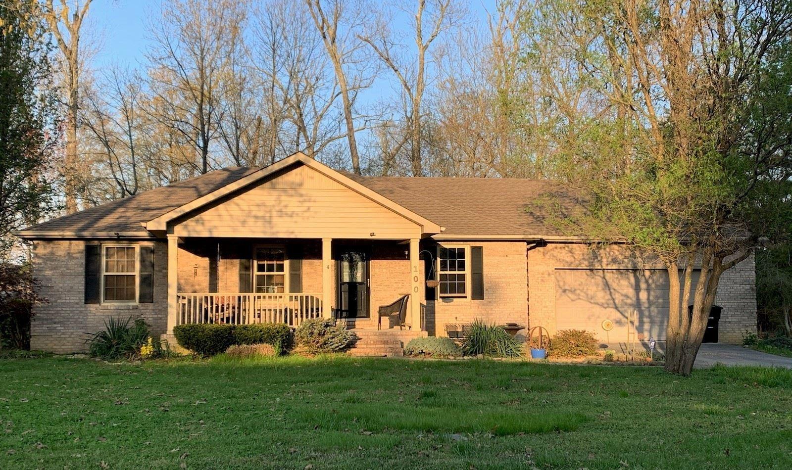 100 Oakmont Dr, Tullahoma, TN 37388 - MLS#: 2242492