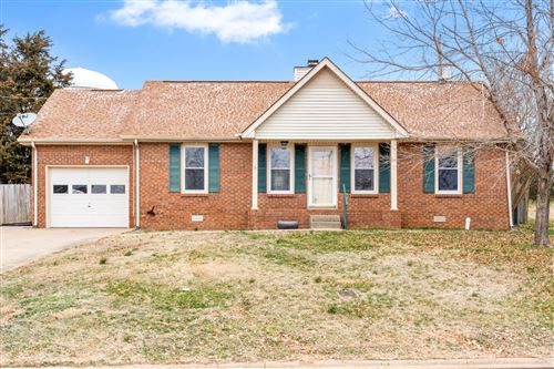 Photo of 429 Newman Dr, Clarksville, TN 37042 (MLS # 2116493)