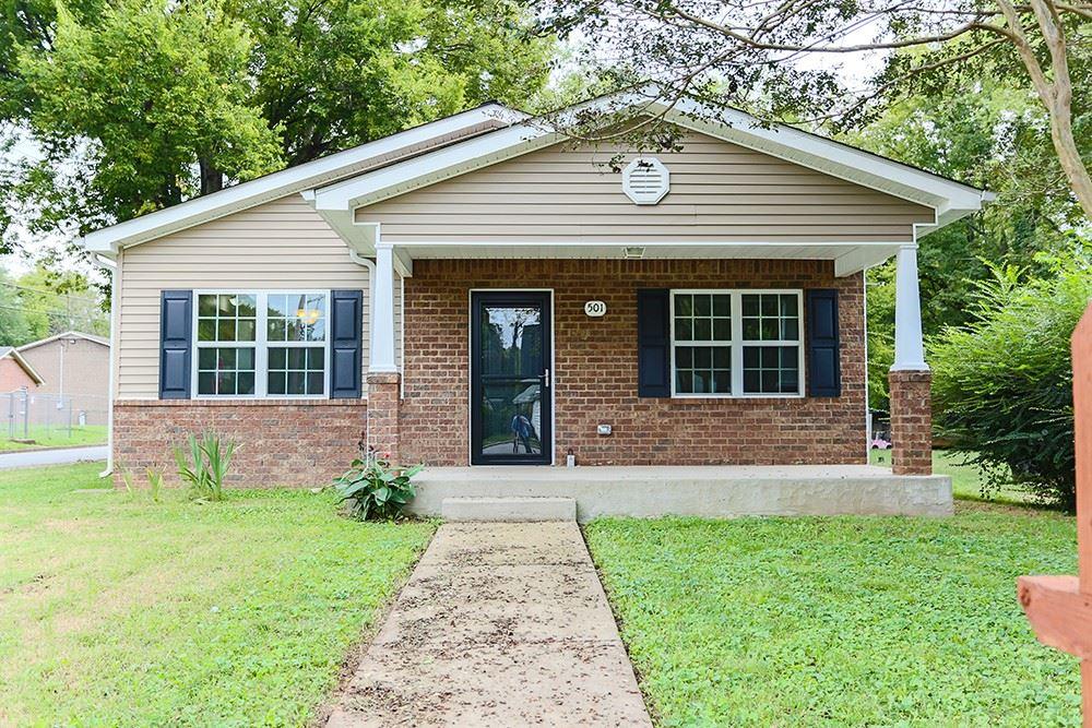 501 S Hancock St, Murfreesboro, TN 37130 - MLS#: 2193494