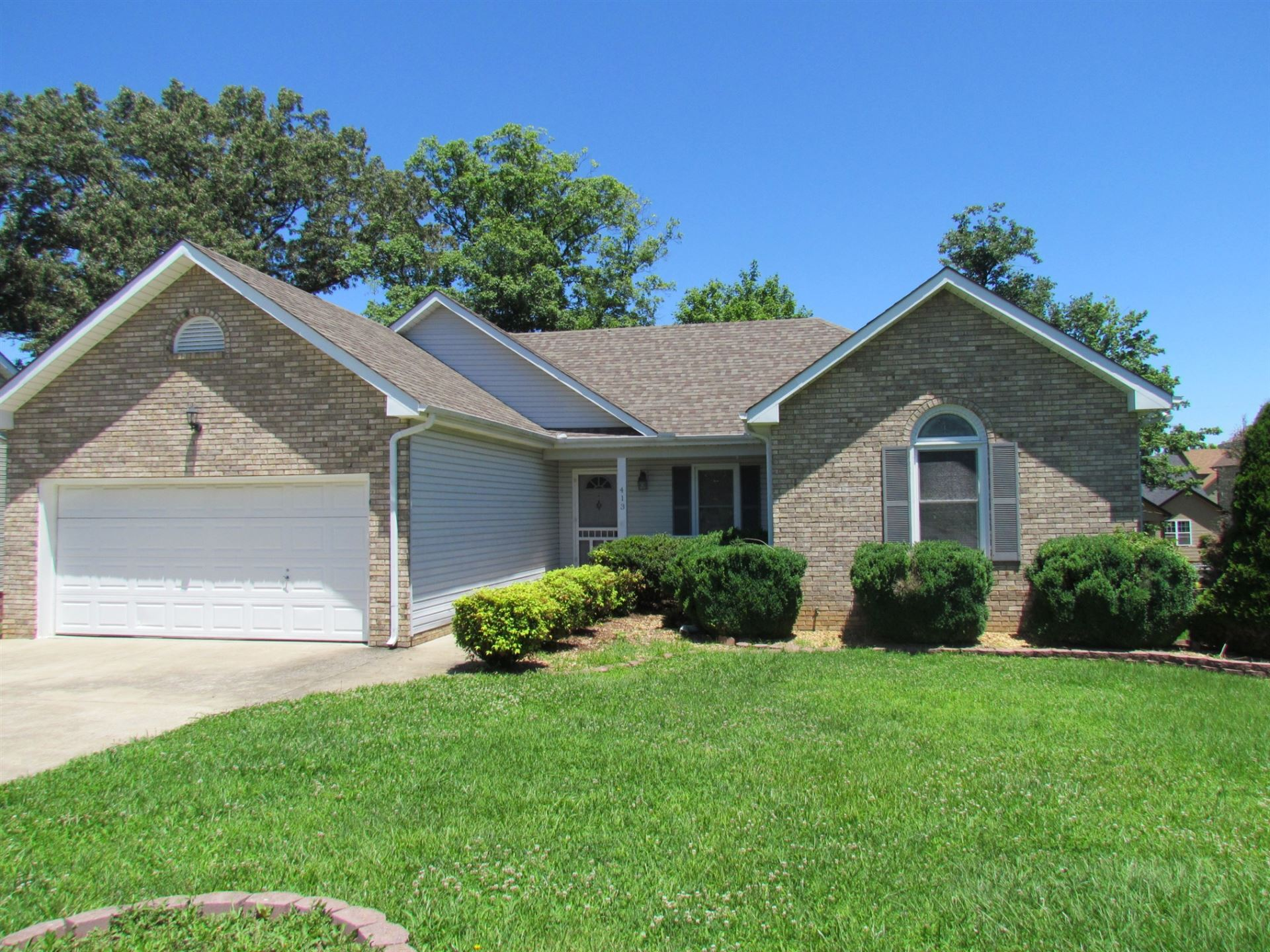 413 Cyprus Ct, Clarksville, TN 37040 - MLS#: 2209494