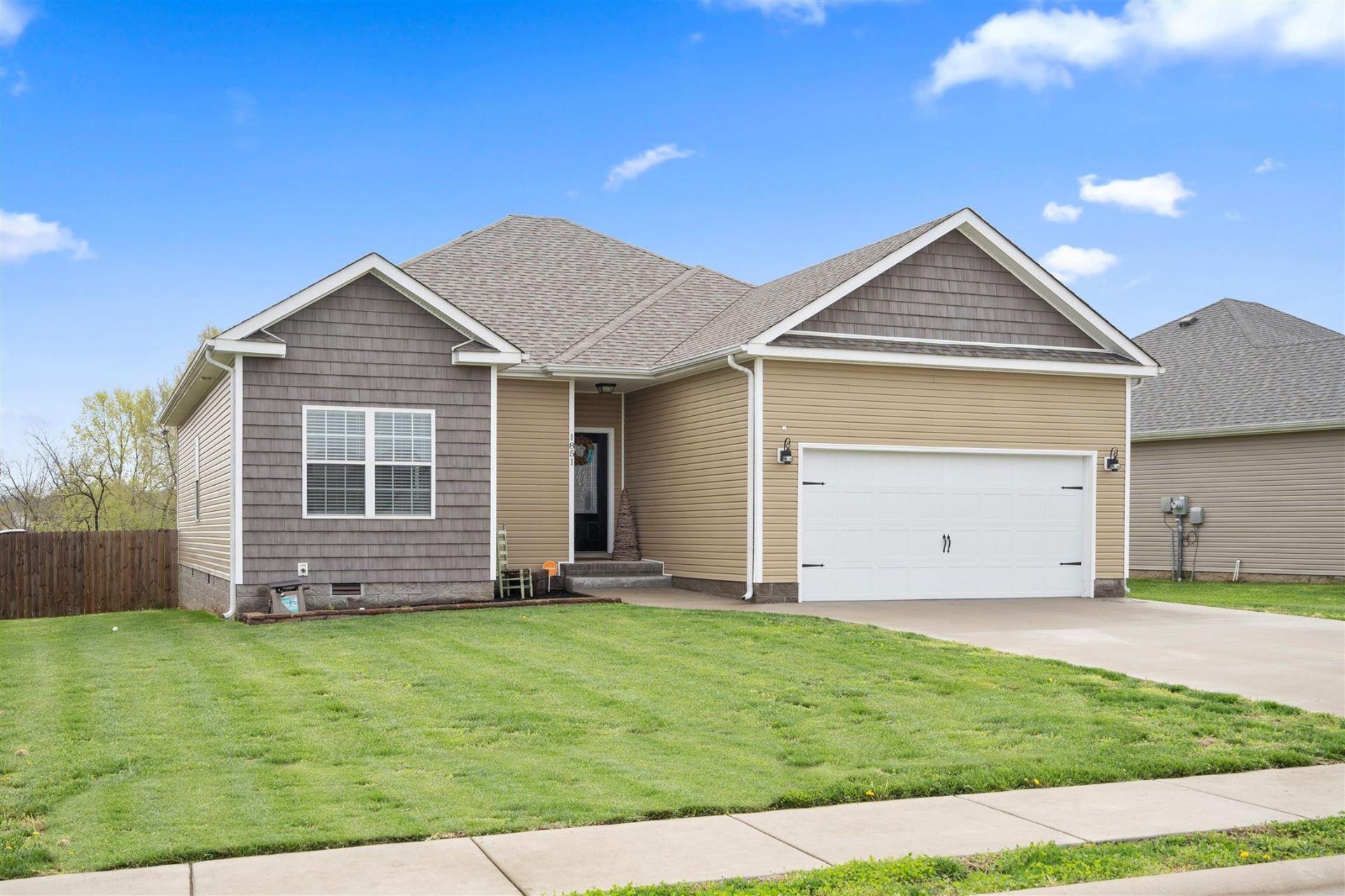351 Pinkston Court, Clarksville, TN 37040 - MLS#: 2208495
