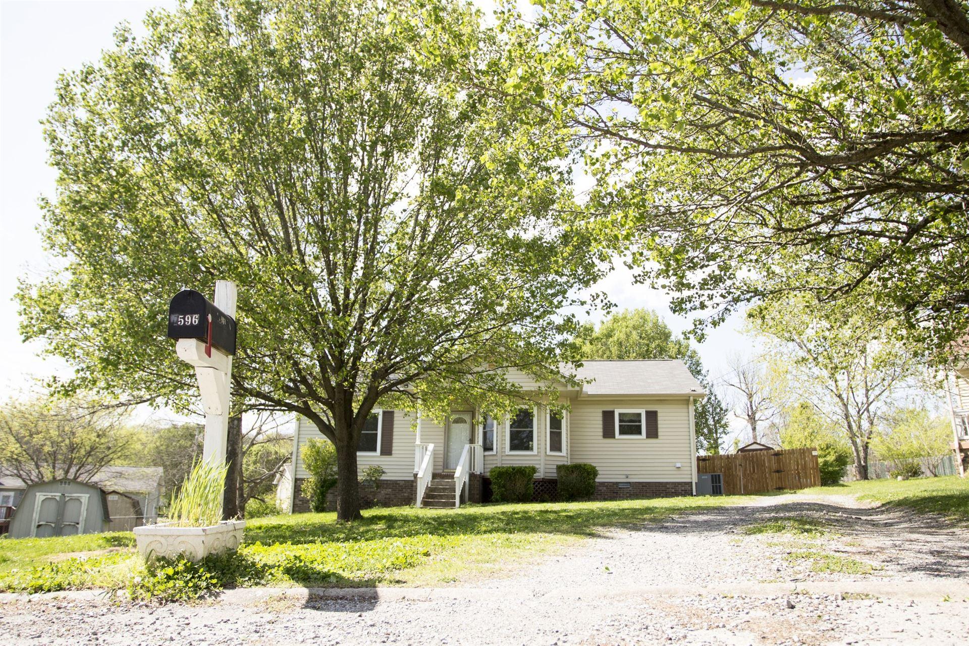 596 Arbor Ct, La Vergne, TN 37086 - MLS#: 2243495