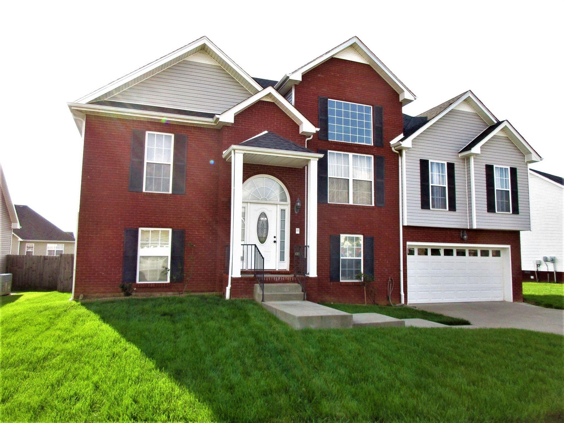 1012 Chardea Dr, Clarksville, TN 37040 - MLS#: 2262495