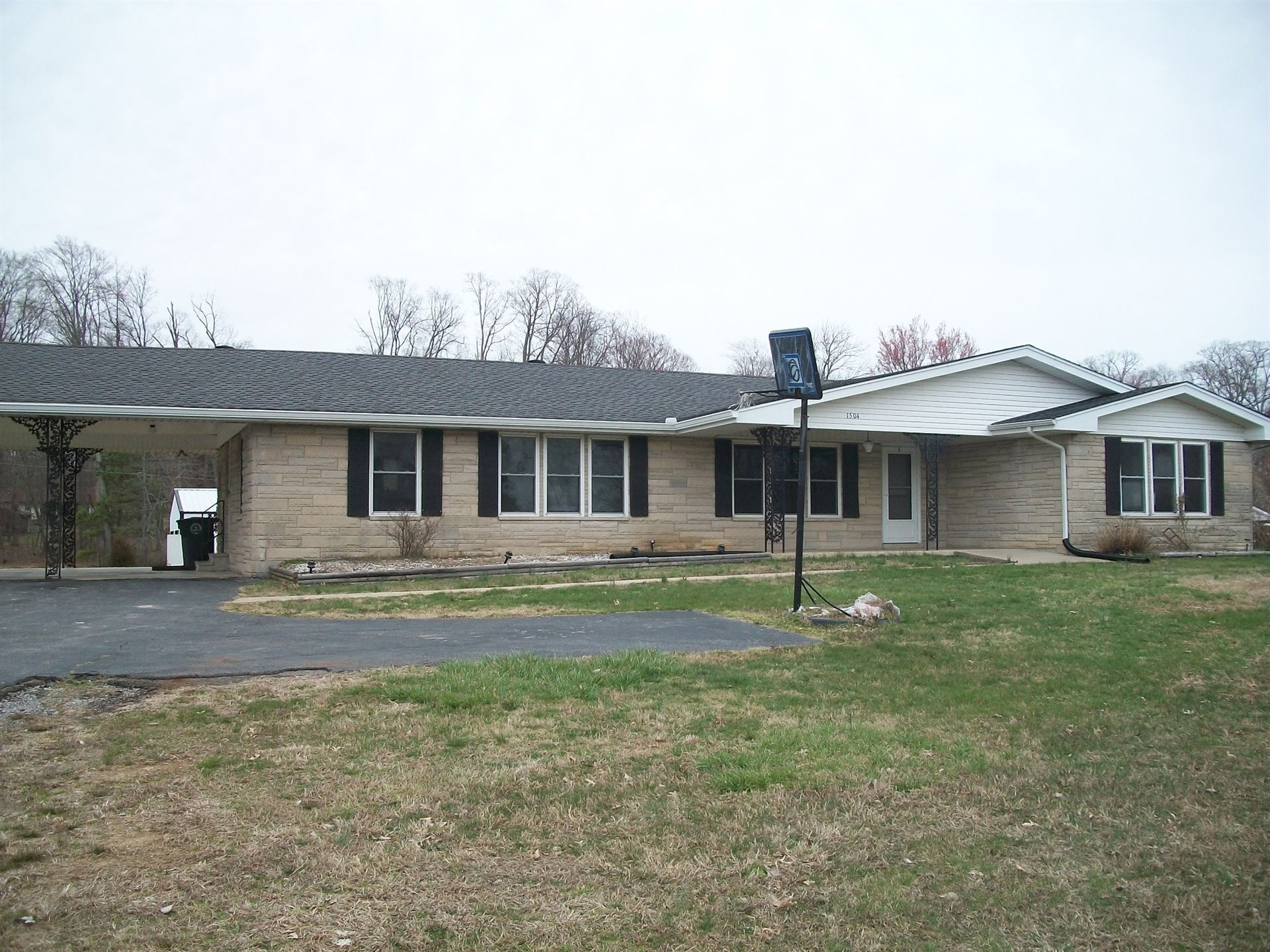 1504 Scottsville Rd N, Lafayette, TN 37083 - MLS#: 2130500