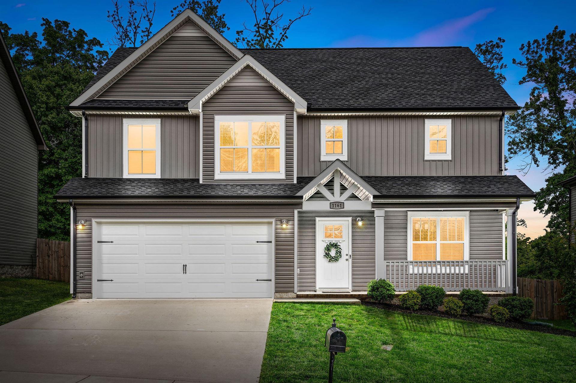 1161 Belvoir Lane, Clarksville, TN 37040 - MLS#: 2253505