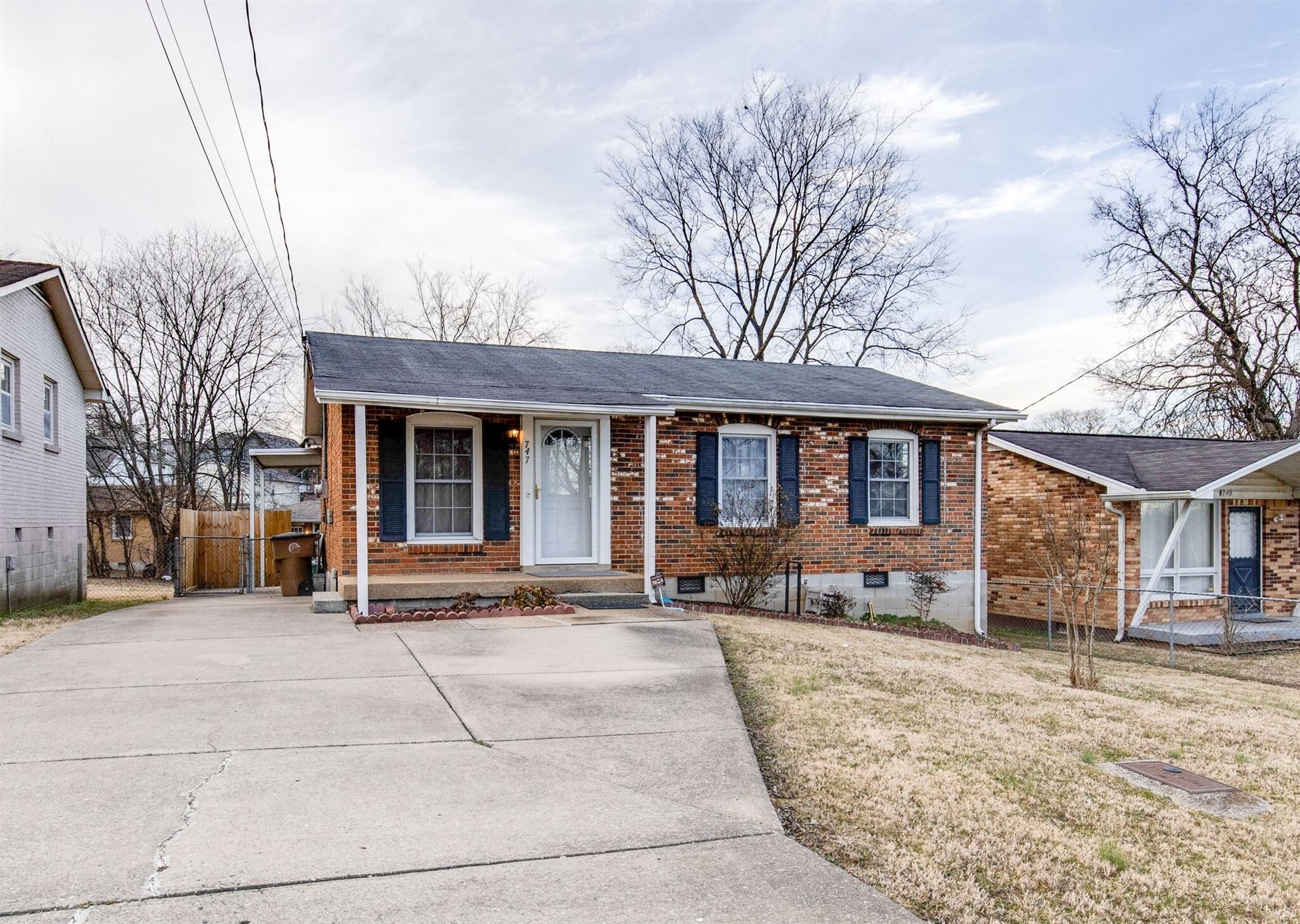 Photo of 747 Croley Dr, Nashville, TN 37209 (MLS # 2222506)