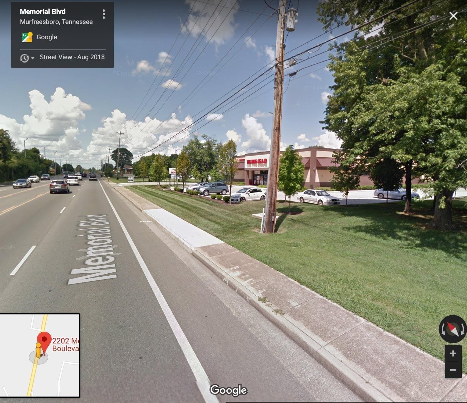 Photo of 2202 Memorial Blvd, Murfreesboro, TN 37129 (MLS # 2243507)