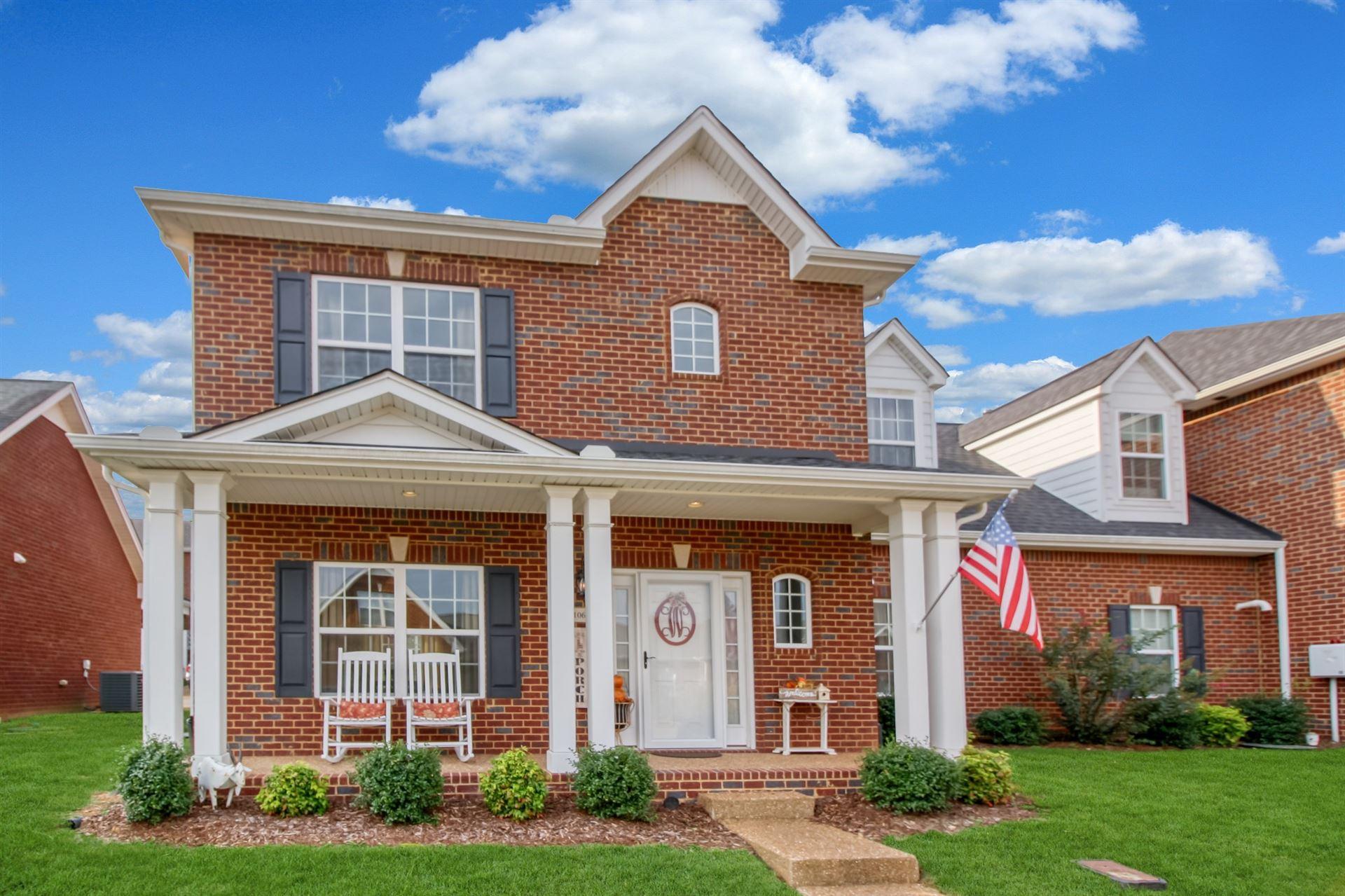 106 Abbey Ln, White House, TN 37188 - MLS#: 2196508