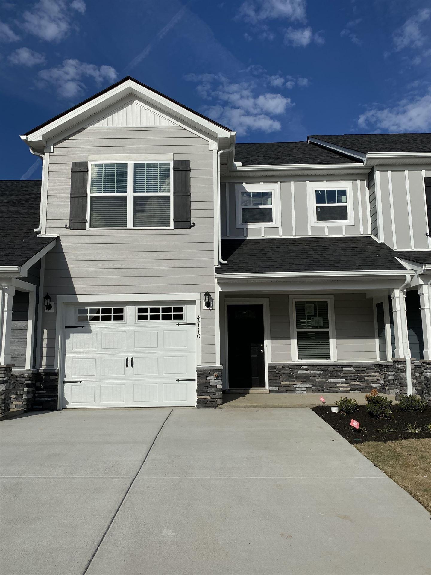 1616 Calypso Drive Lot 105 #105, Murfreesboro, TN 37128 - MLS#: 2218508