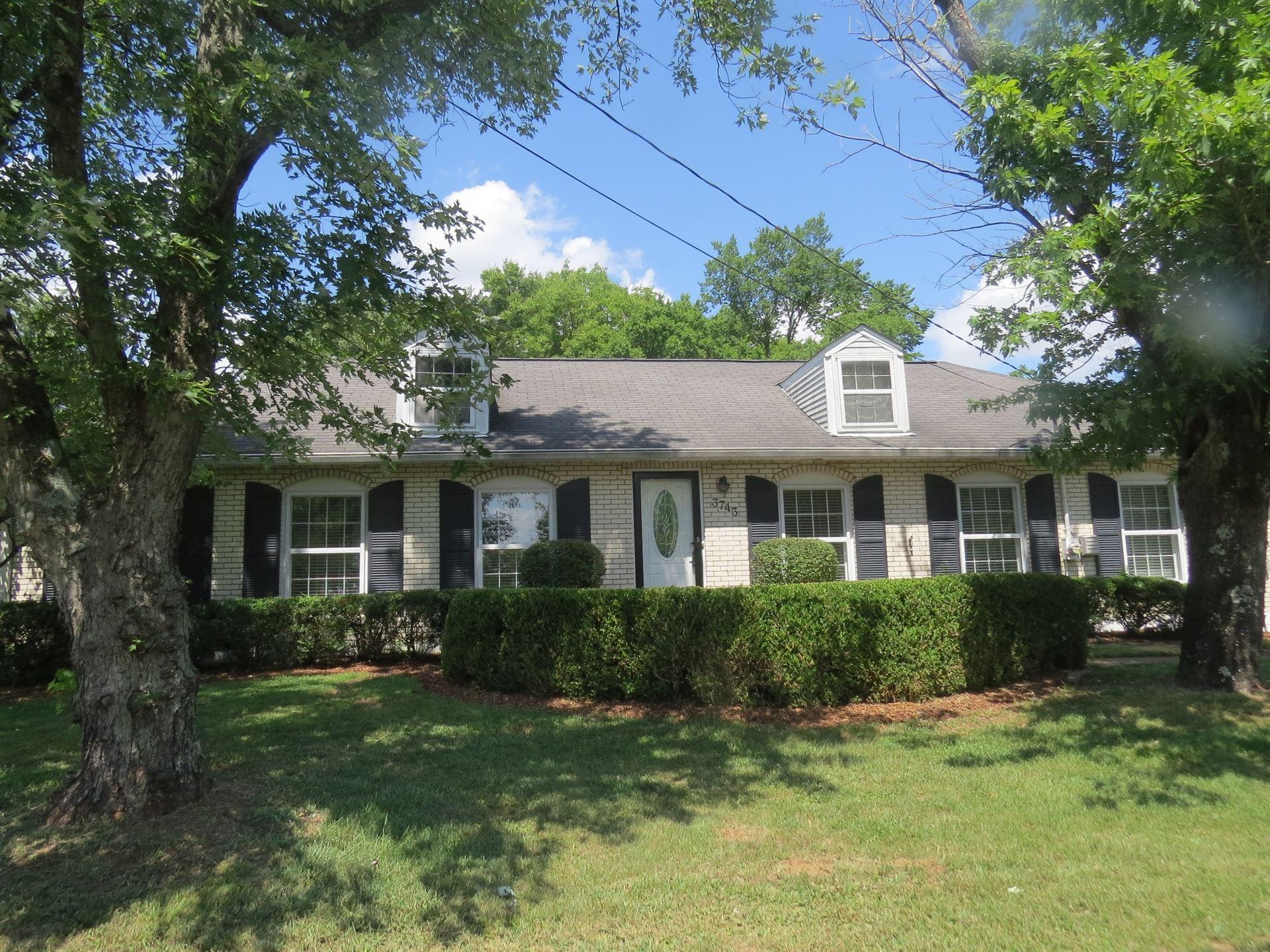 3743 Valley Ridge Dr, Nashville, TN 37211 - MLS#: 2295510
