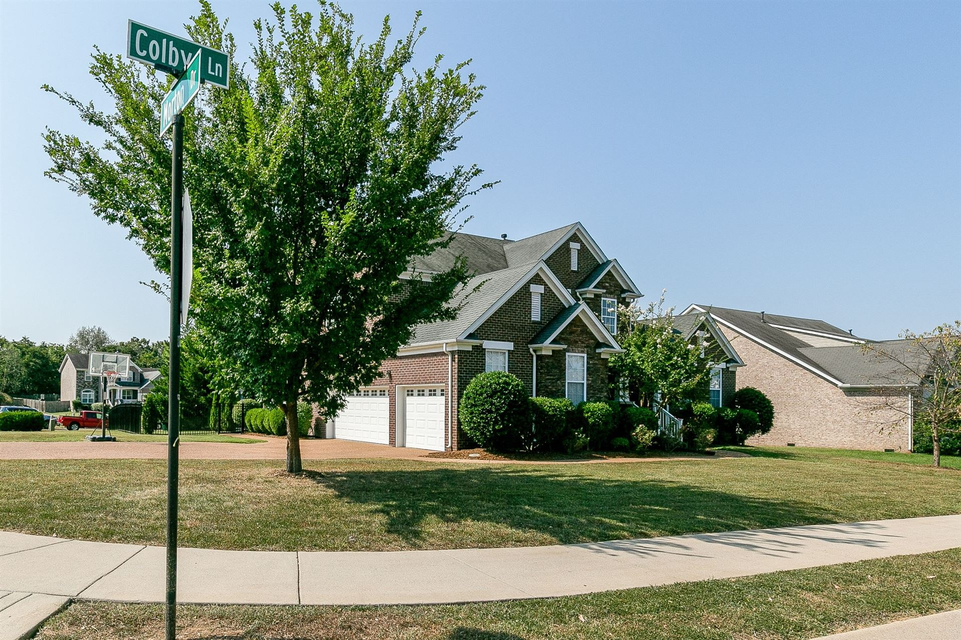 Photo of 4001 Colby Ln, Spring Hill, TN 37174 (MLS # 2263514)