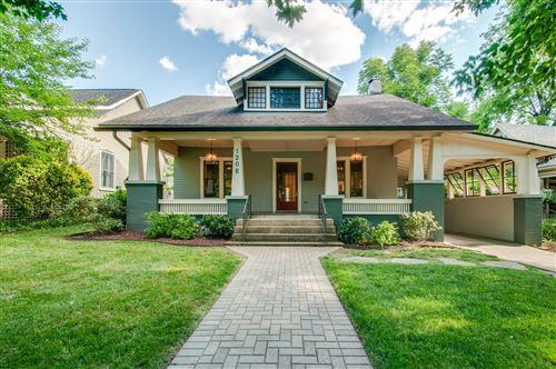 Photo of 1206 Calvin Ave, Nashville, TN 37206 (MLS # 2263518)