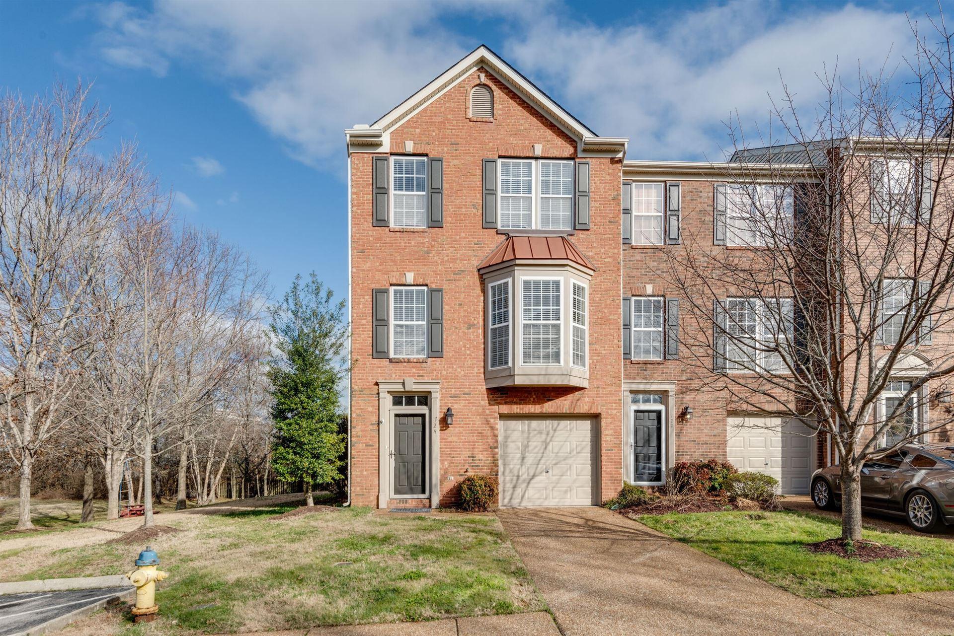 724 Huffine Manor Cir, Franklin, TN 37067 - MLS#: 2217519