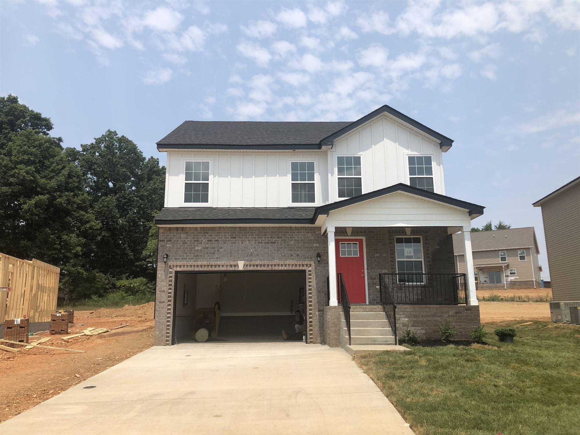 18 Charleston Oaks, Clarksville, TN 37042 - MLS#: 2250519