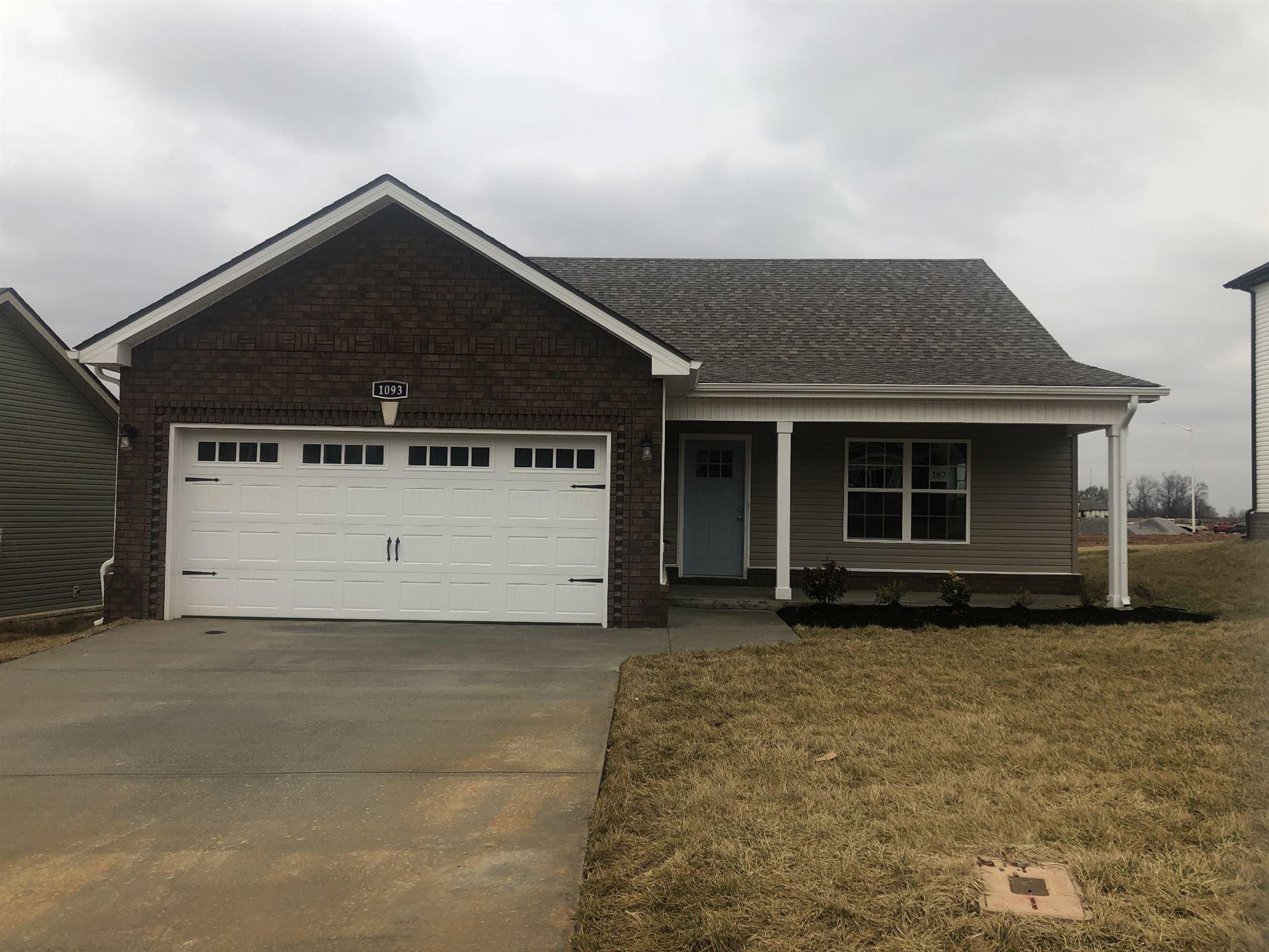 187 Cedar Springs, Clarksville, TN 37042 - MLS#: 2303519